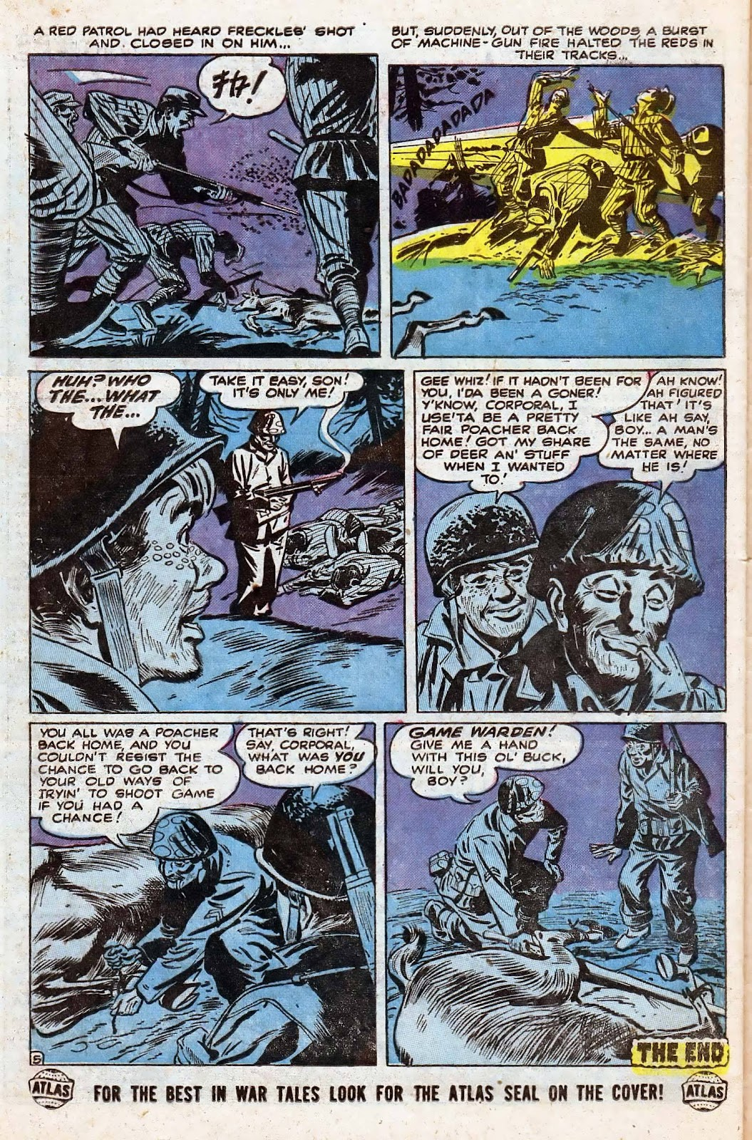 Combat (1952) issue 8 - Page 26