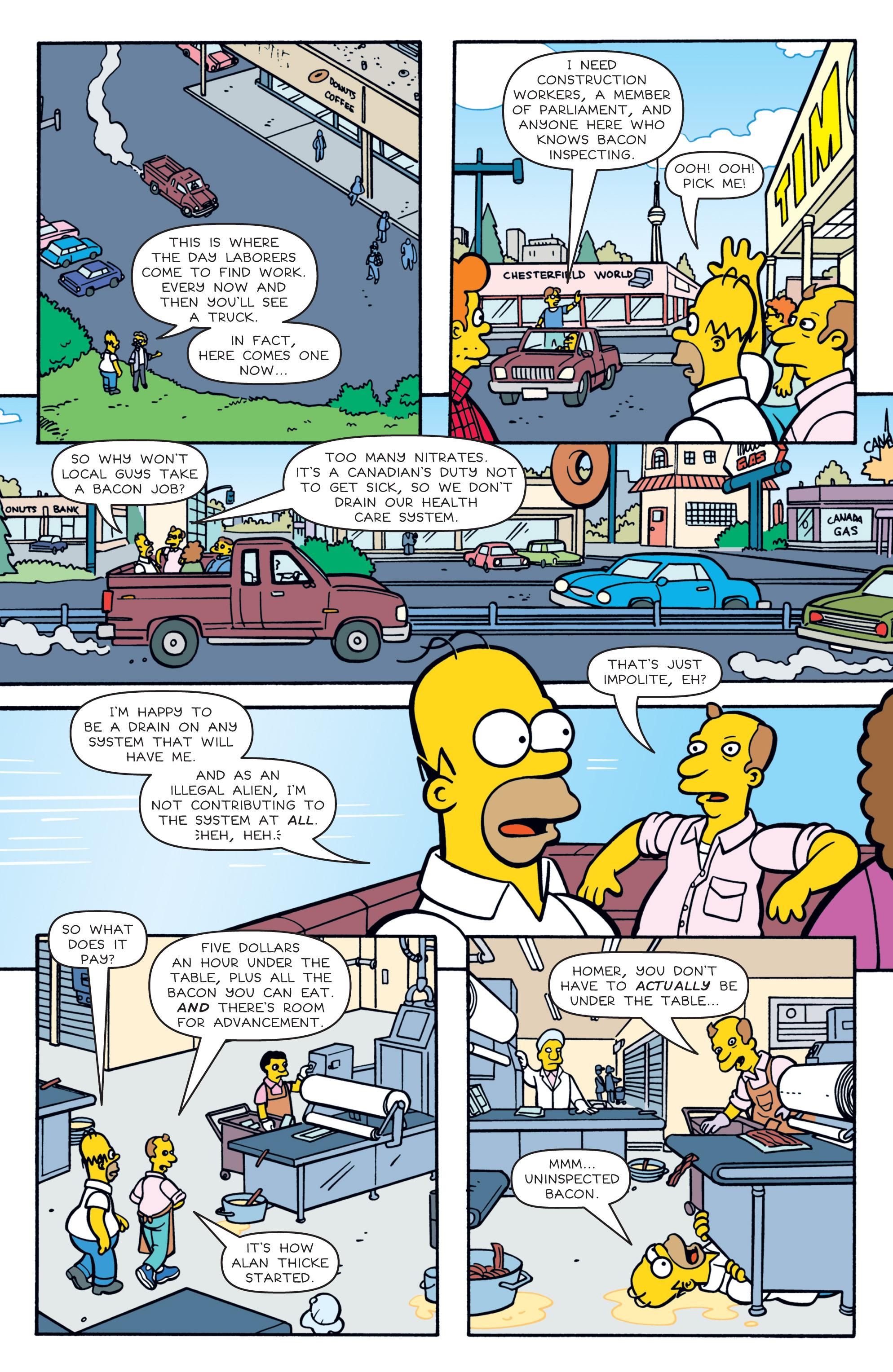 Read online Simpsons Comics comic -  Issue #180 - 12
