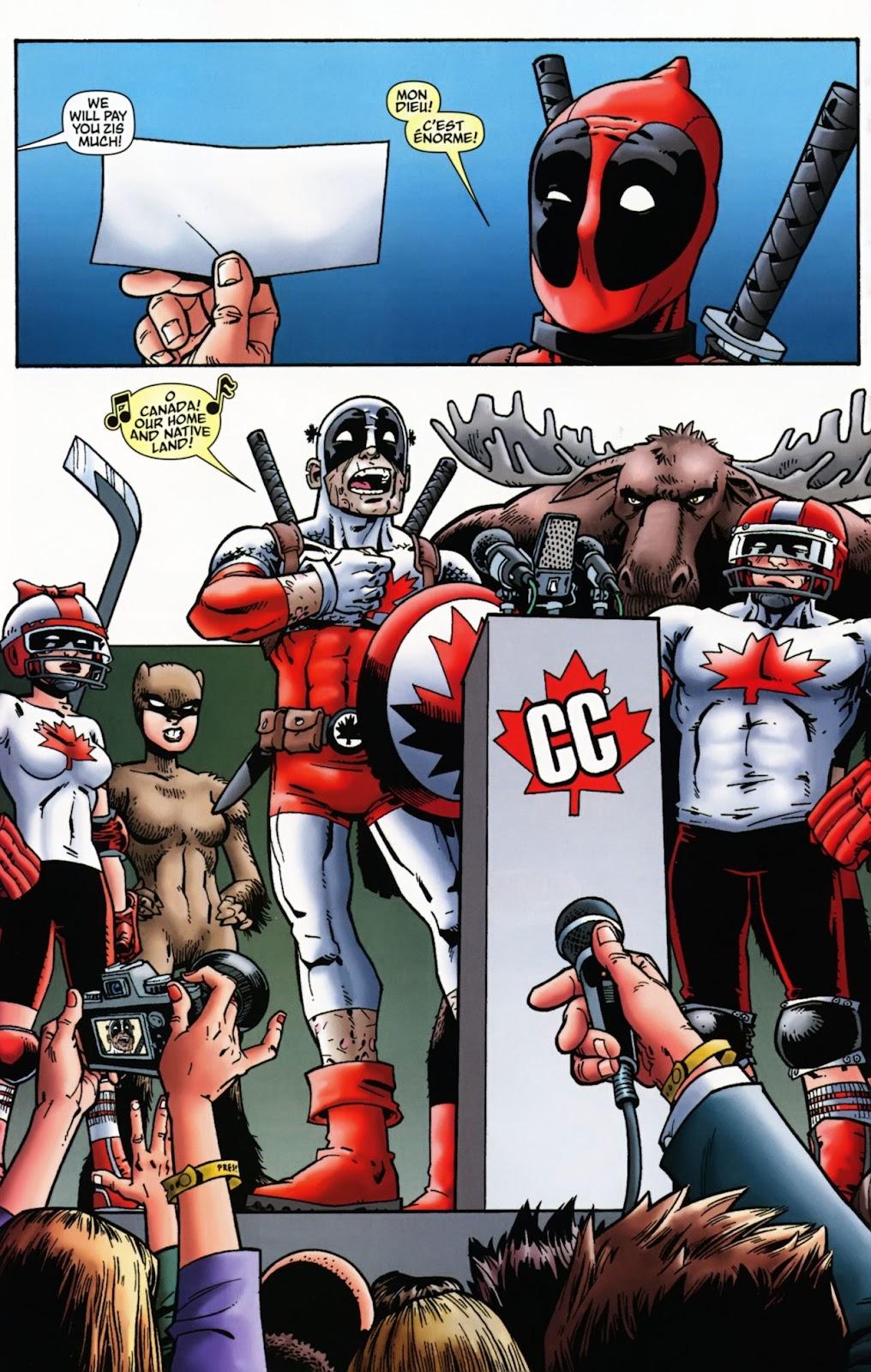 Read online Deadpool (2008) comic -  Issue #1000 - 58