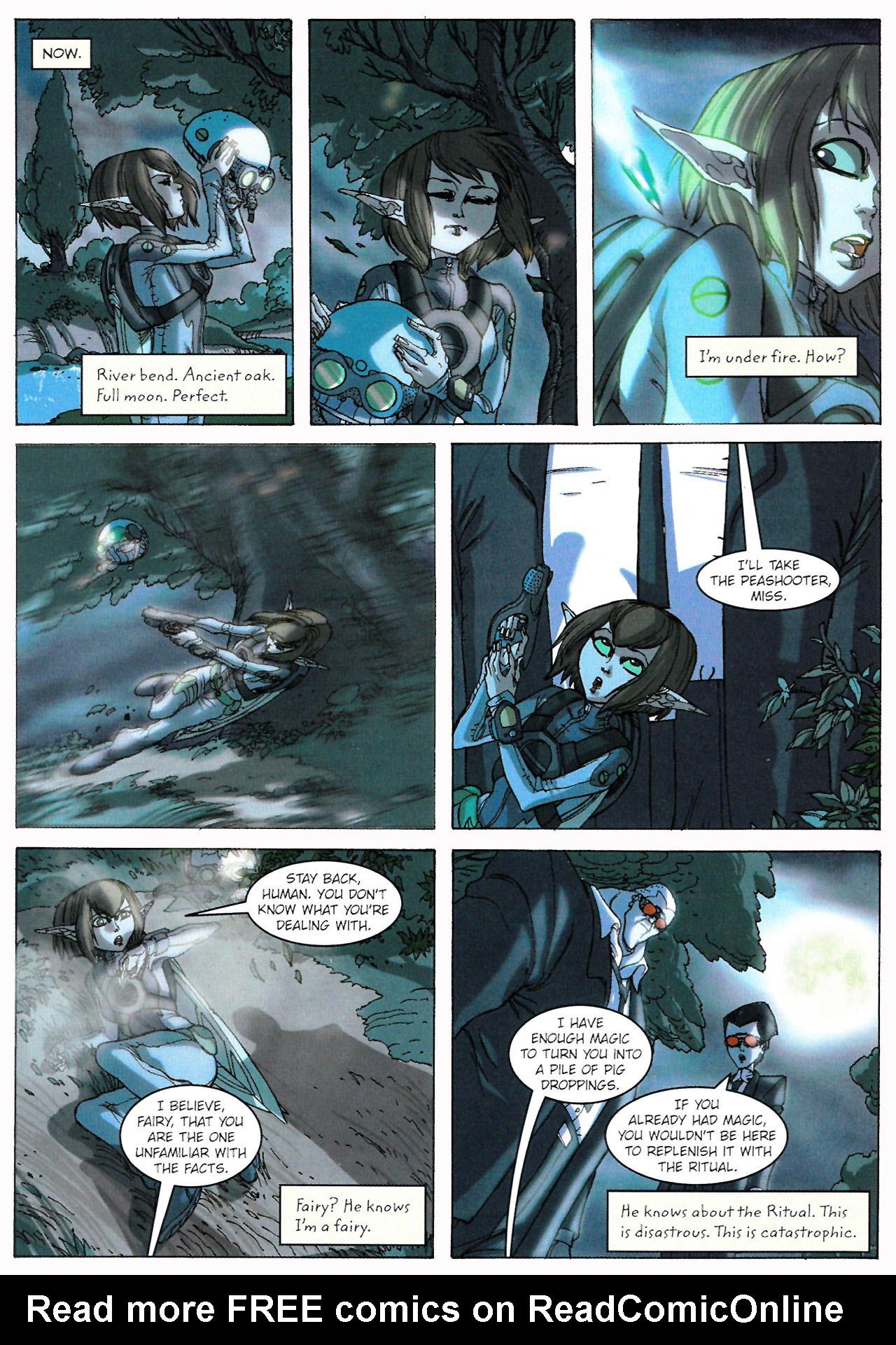 Read online Artemis Fowl: The Graphic Novel comic -  Issue #Artemis Fowl: The Graphic Novel Full - 35
