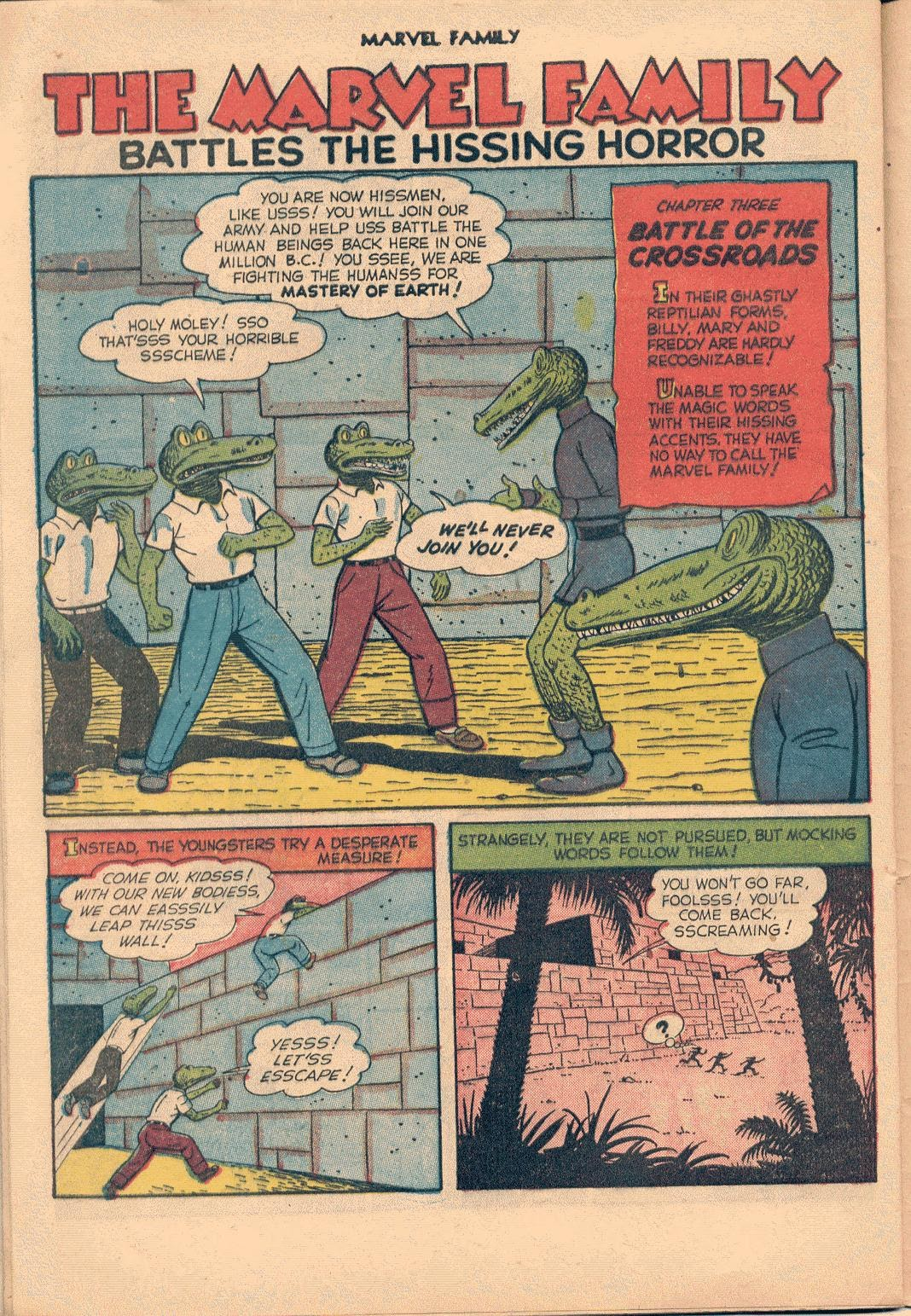 The Marvel Family issue 74 - Page 28