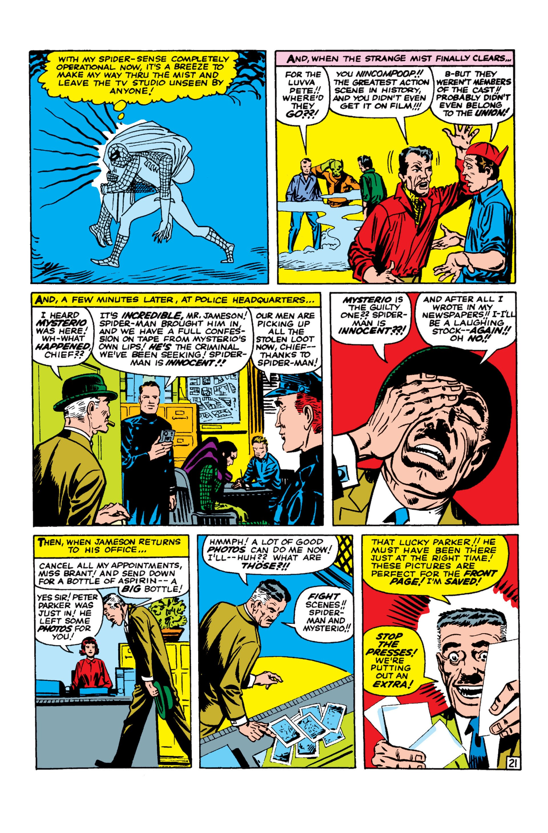 The Amazing Spider-Man (1963) 13 Page 21