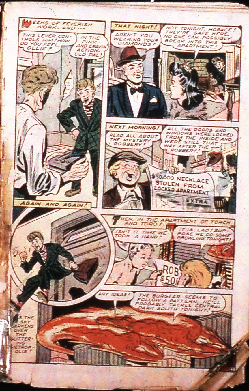 Marvel Mystery Comics (1939) issue 75 - Page 6