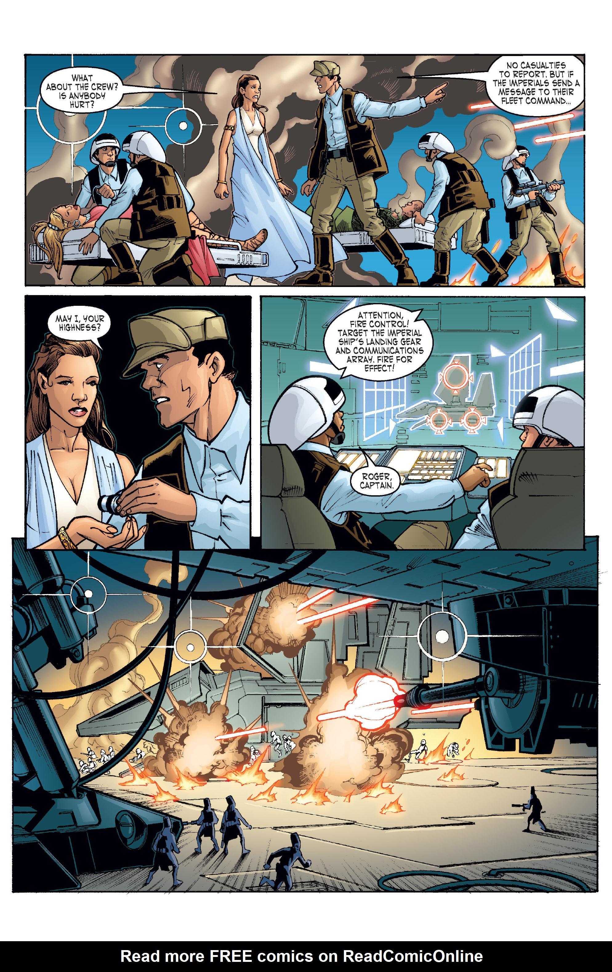 Read online Star Wars Omnibus comic -  Issue # Vol. 17 - 124