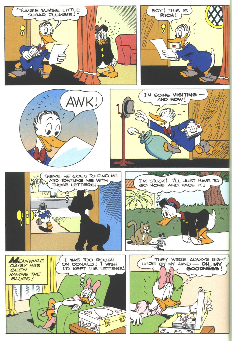 Walt Disney's Comics and Stories issue 611 - Page 34