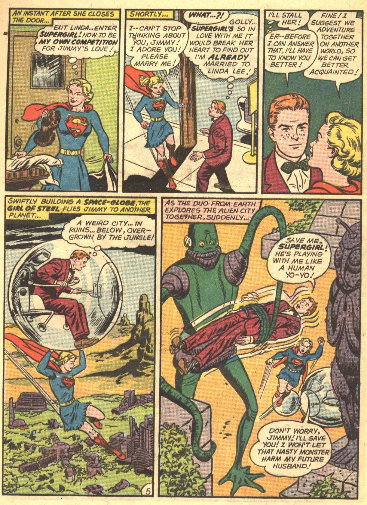 Action Comics (1938) 352 Page 19