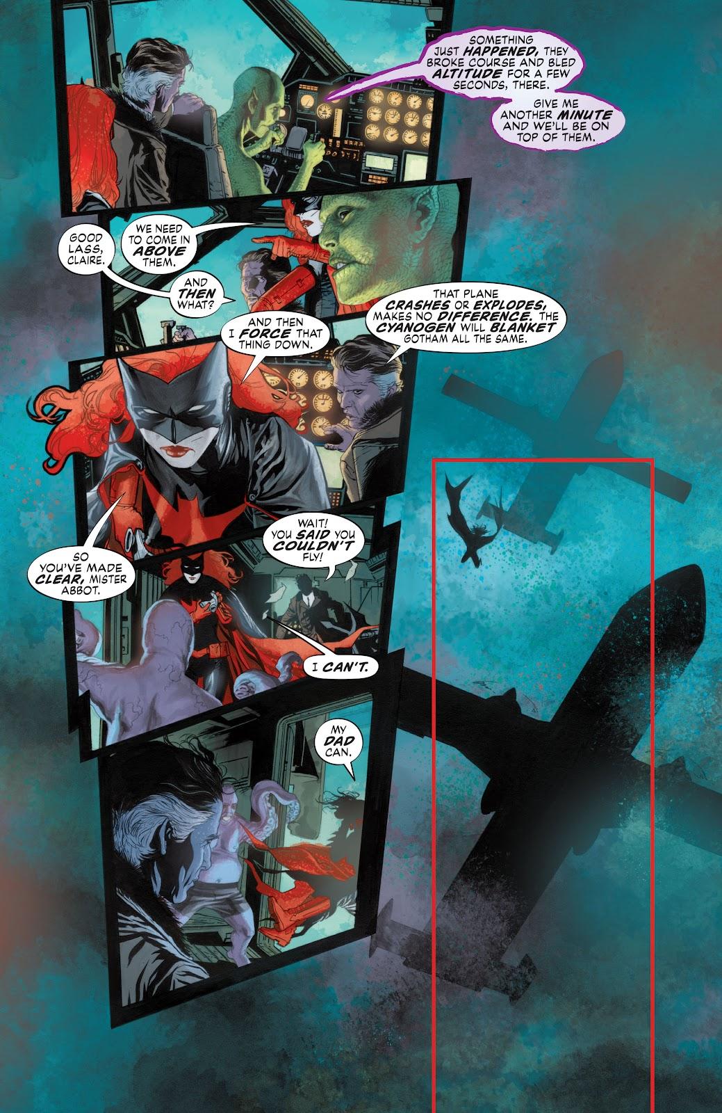 Read online Detective Comics (1937) comic -  Issue # _TPB Batwoman - Elegy (Part 1) - 73