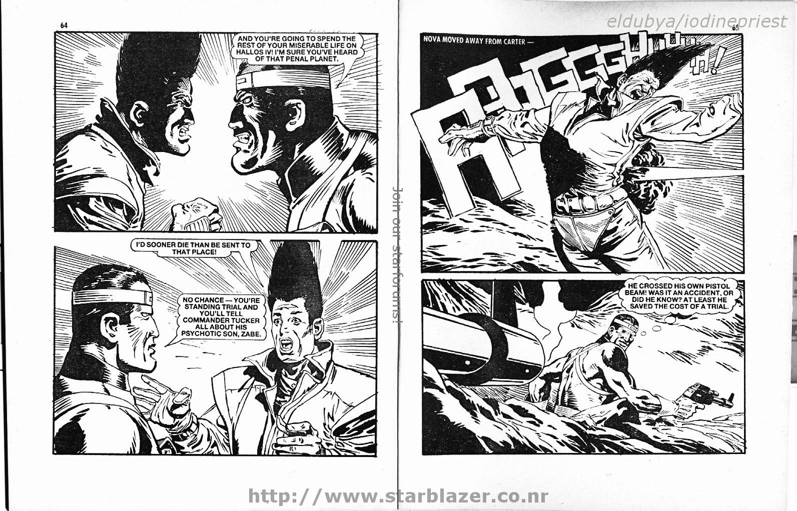 Starblazer issue 215 - Page 34