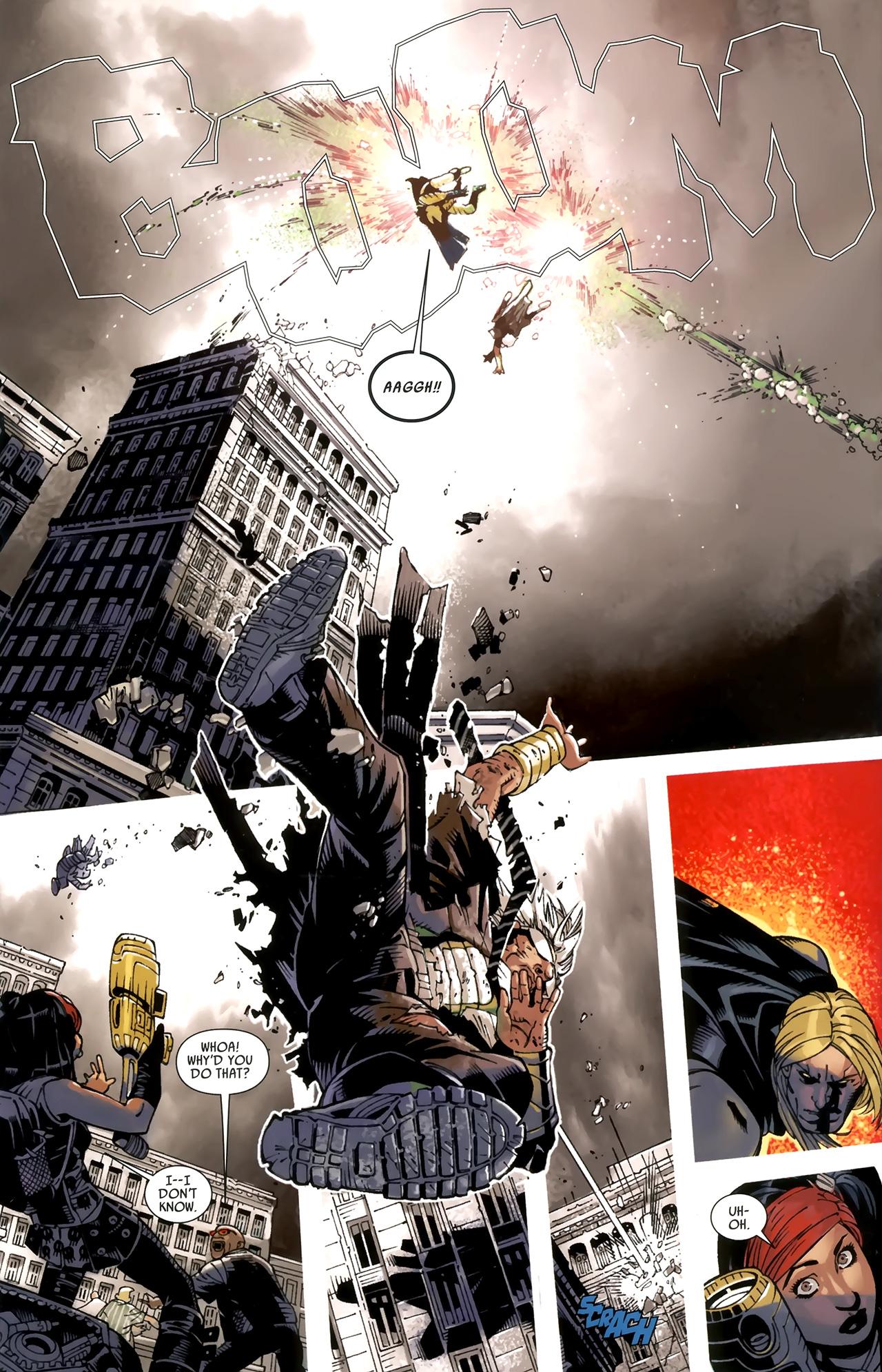 Read online Dark Avengers (2009) comic -  Issue # _Annual 1 - 15