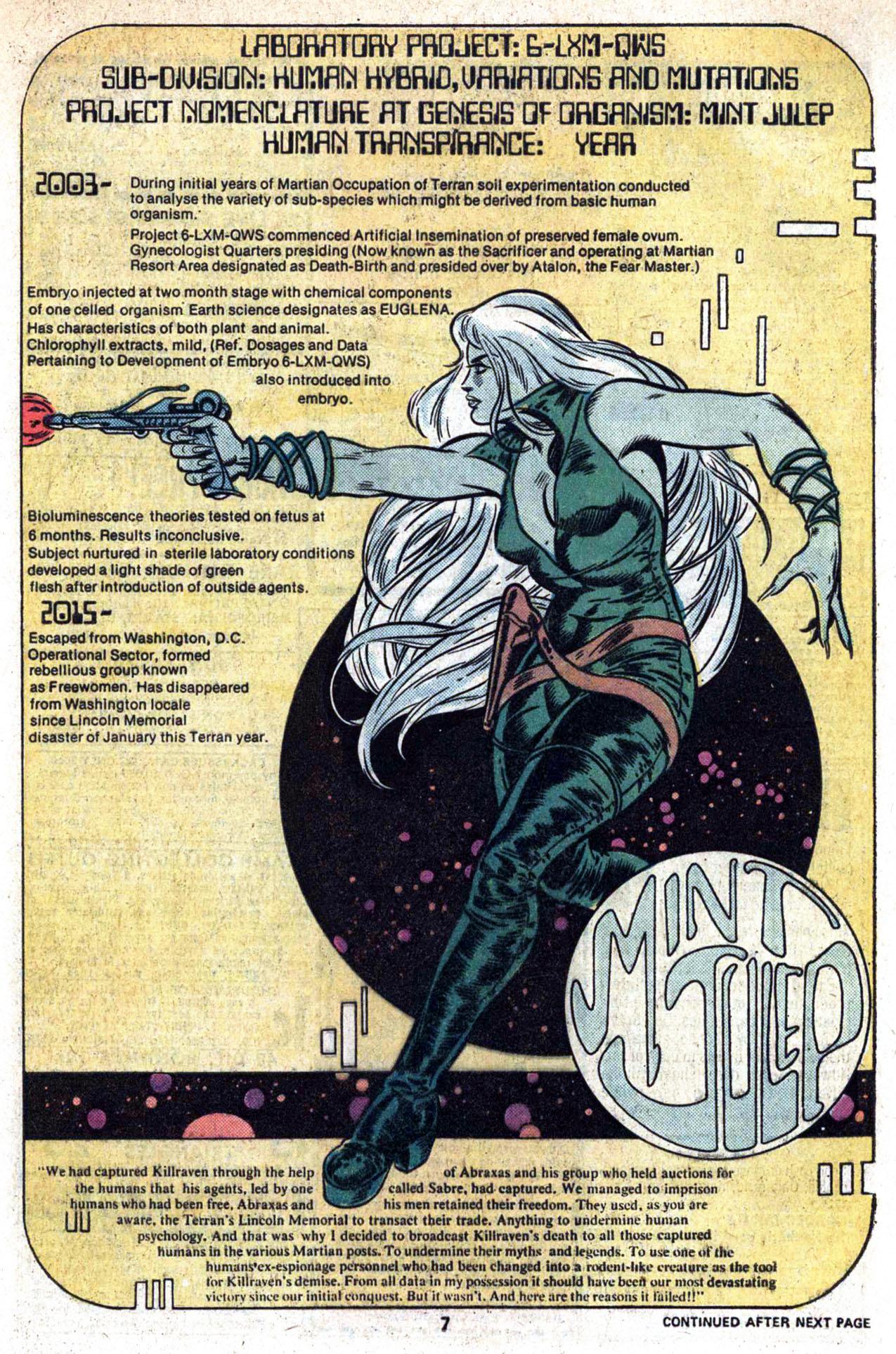 Read online Amazing Adventures (1970) comic -  Issue #30 - 9