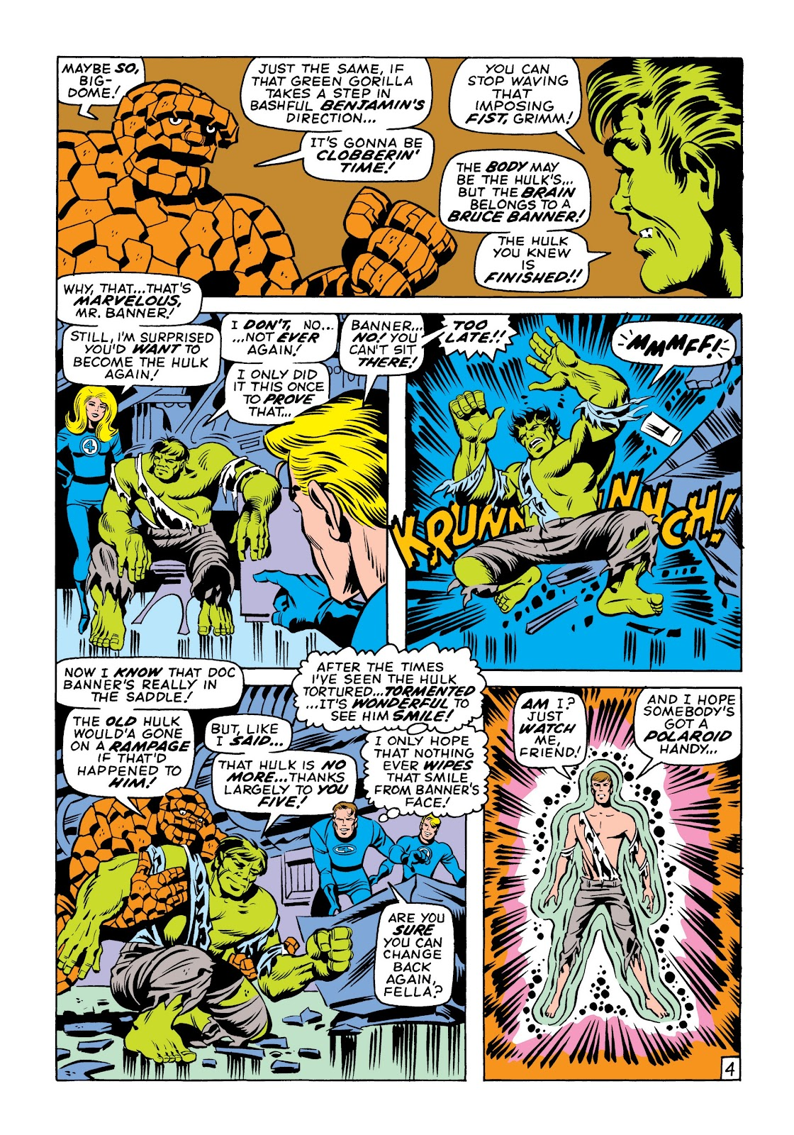 Read online Marvel Masterworks: The Incredible Hulk comic -  Issue # TPB 6 (Part 1) - 34