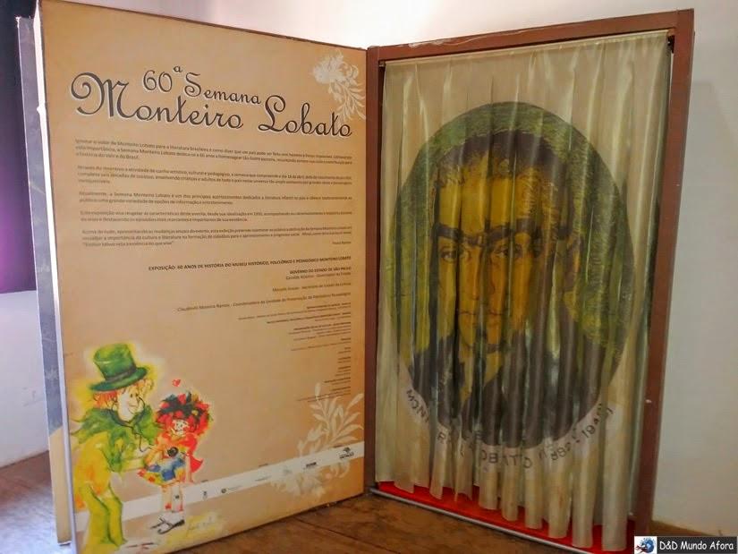 Sítio do Pica Pau Amarelo - Museu Monteiro Lobato - Taubaté