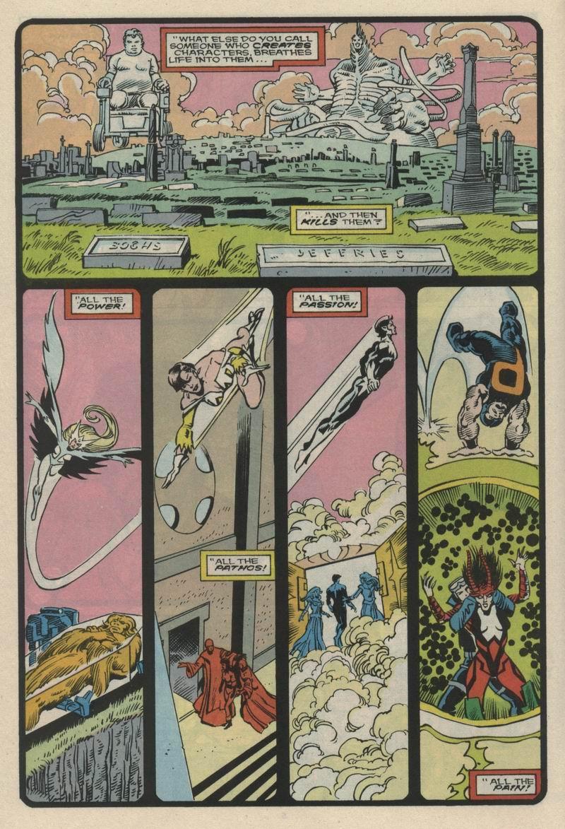 Read online Alpha Flight (1983) comic -  Issue #66 - 7