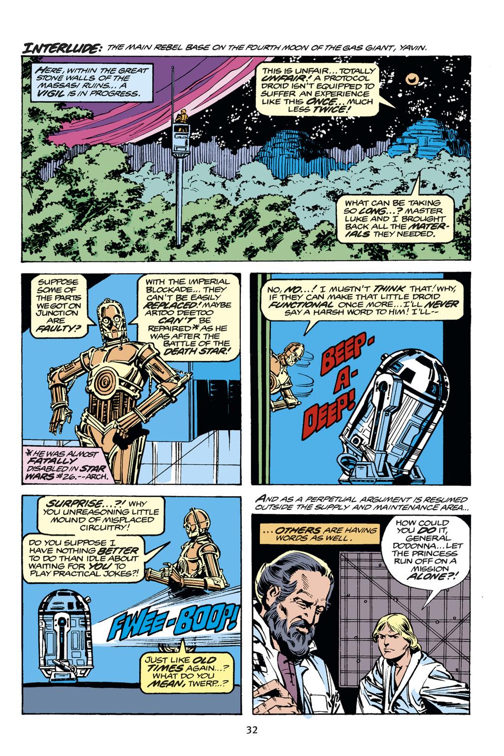Read online Star Wars Omnibus comic -  Issue # Vol. 14 - 33