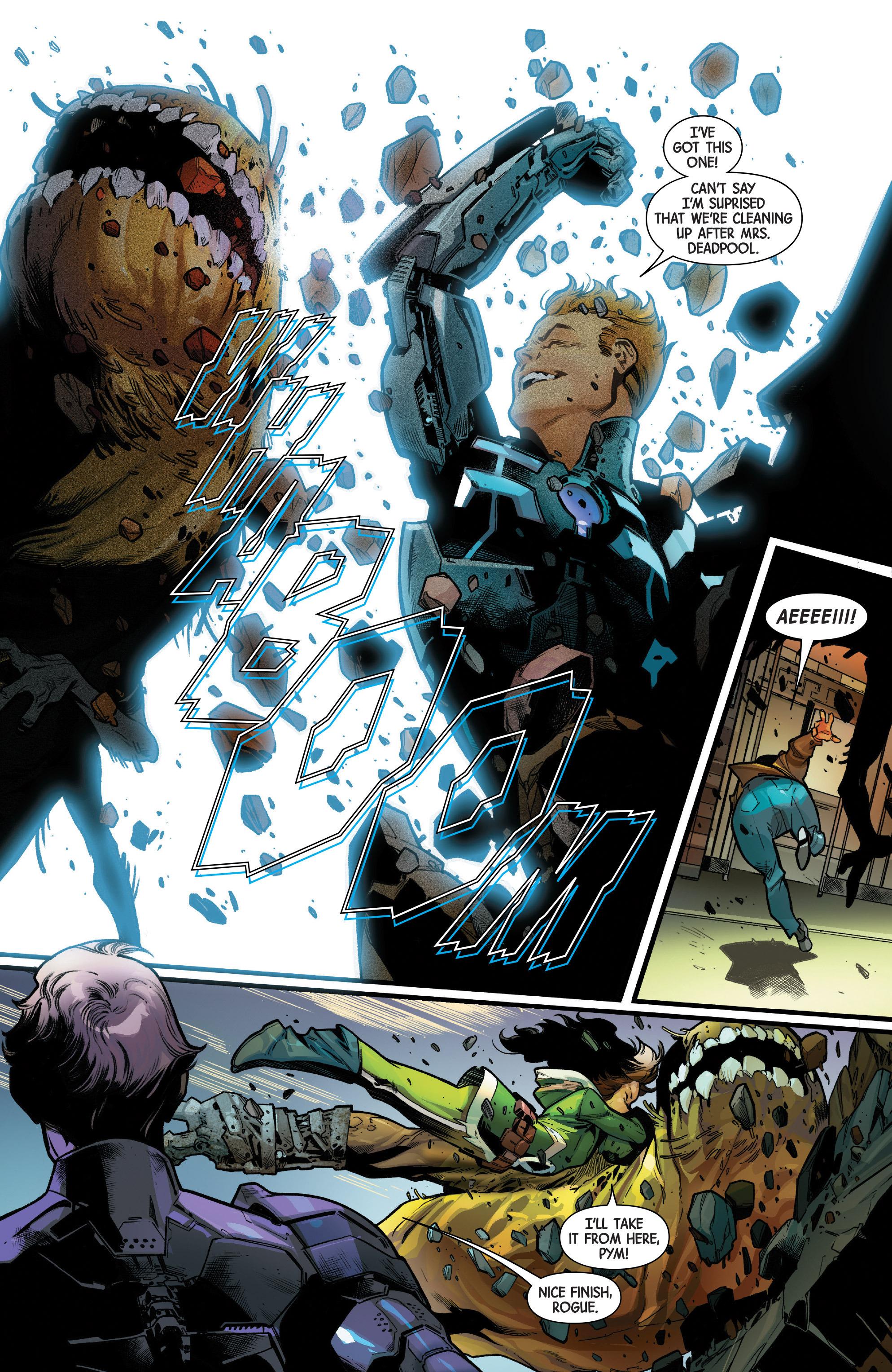 Read online Uncanny Avengers [II] comic -  Issue #10 - 4