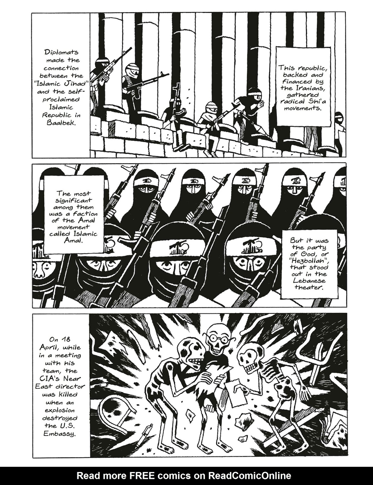 Best of Enemies: A History of US and Middle East Relations issue TPB_2 - Page 97