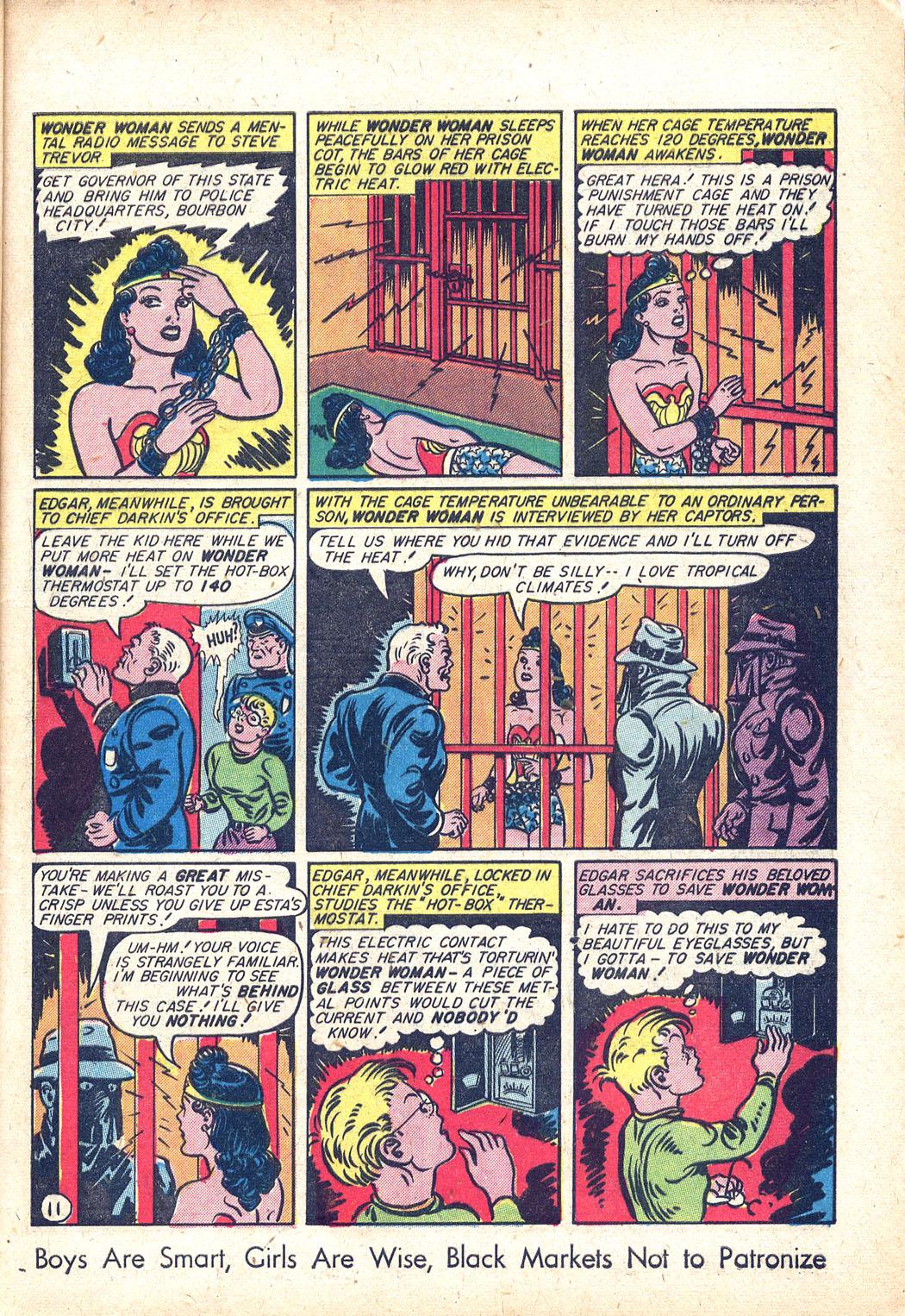 Read online Sensation (Mystery) Comics comic -  Issue #34 - 13