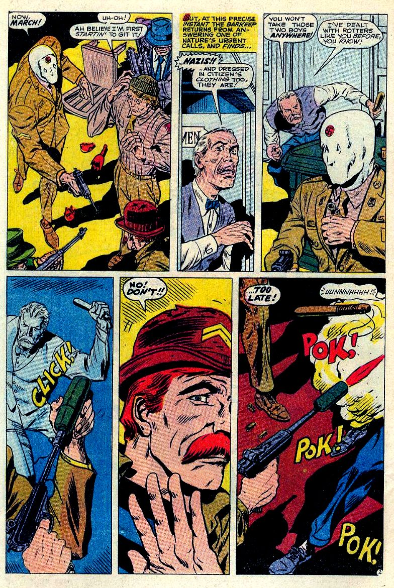 Read online Sgt. Fury comic -  Issue #84 - 4