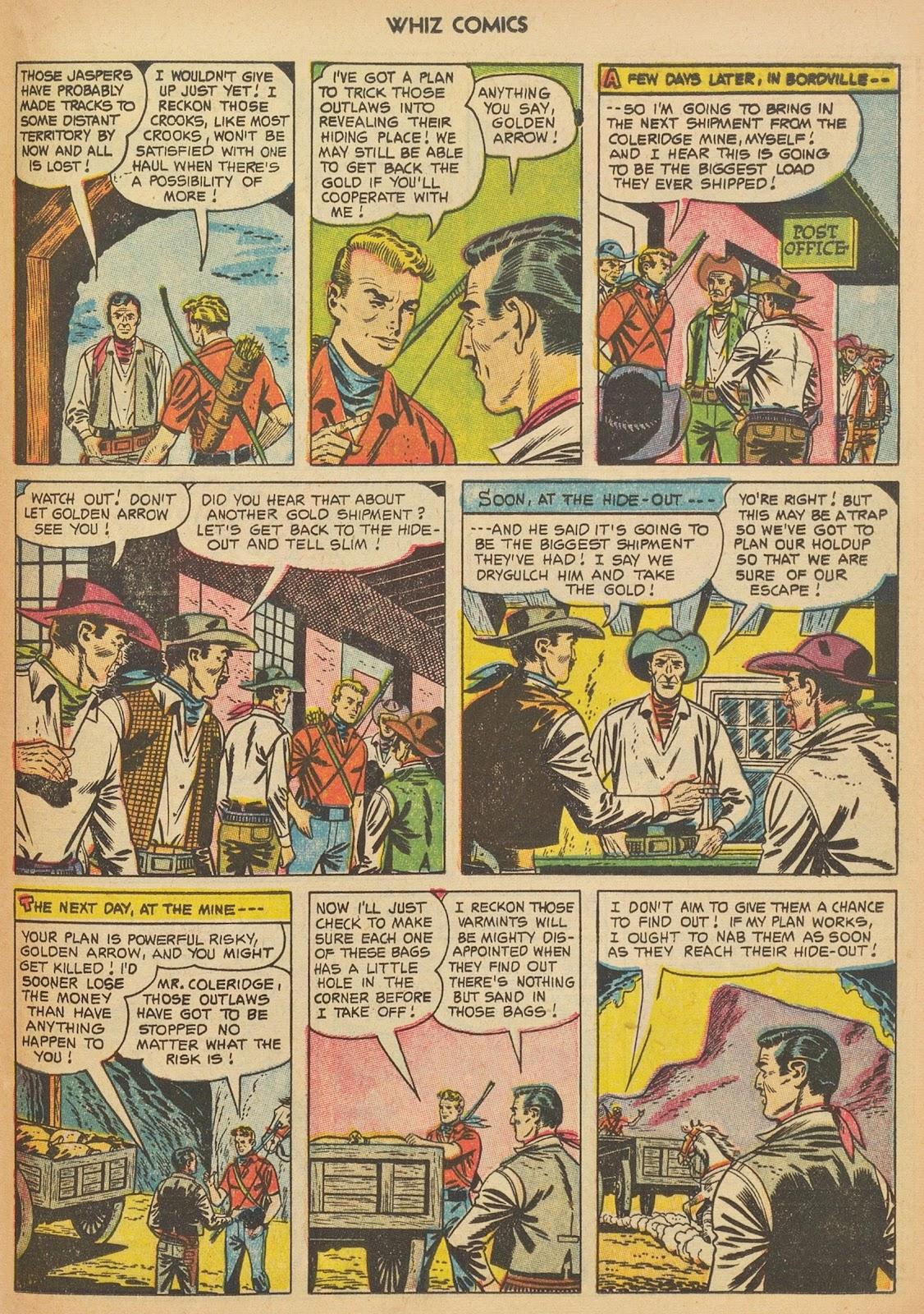 Read online WHIZ Comics comic -  Issue #153 - 21