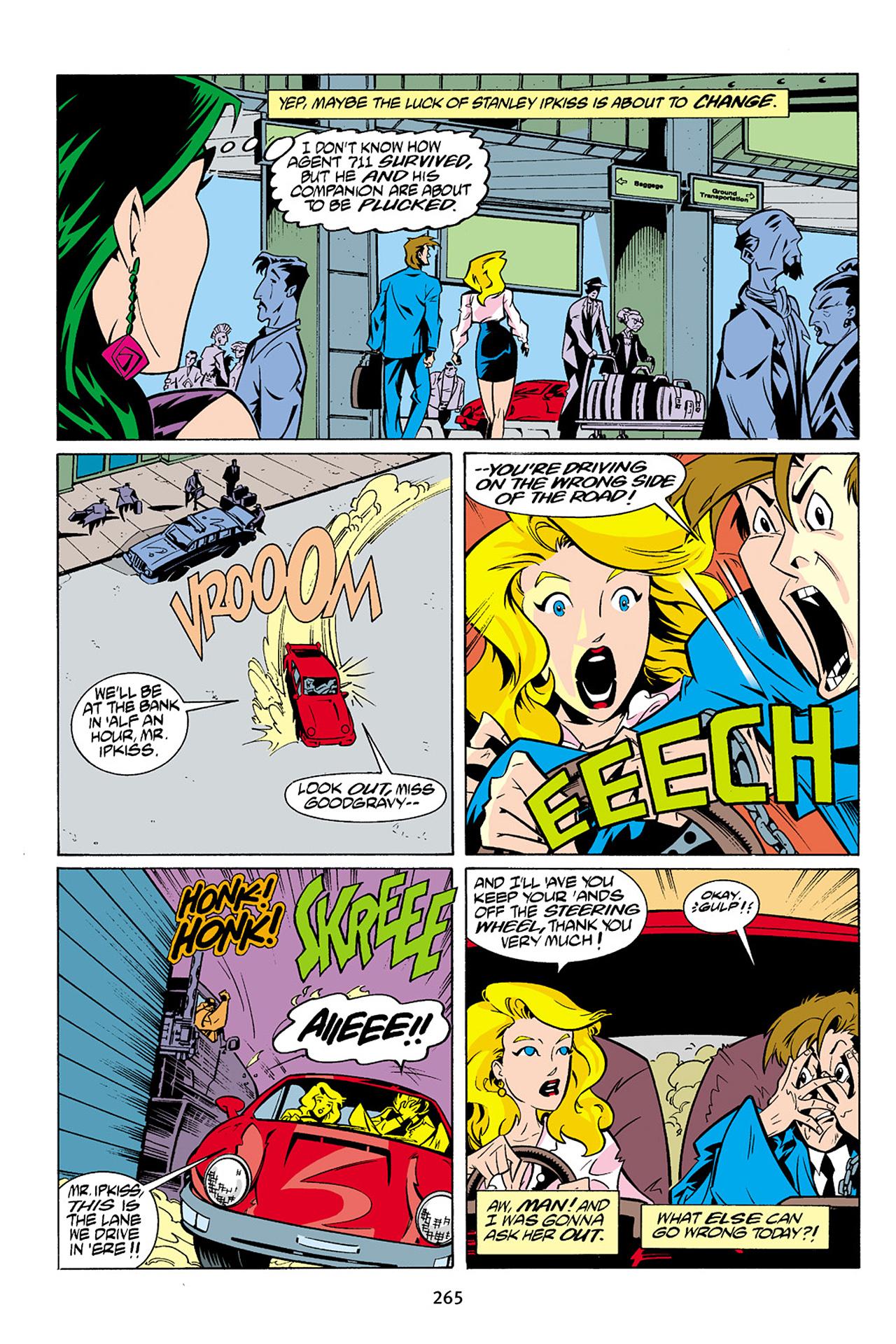 Read online Adventures Of The Mask Omnibus comic -  Issue #Adventures Of The Mask Omnibus Full - 264