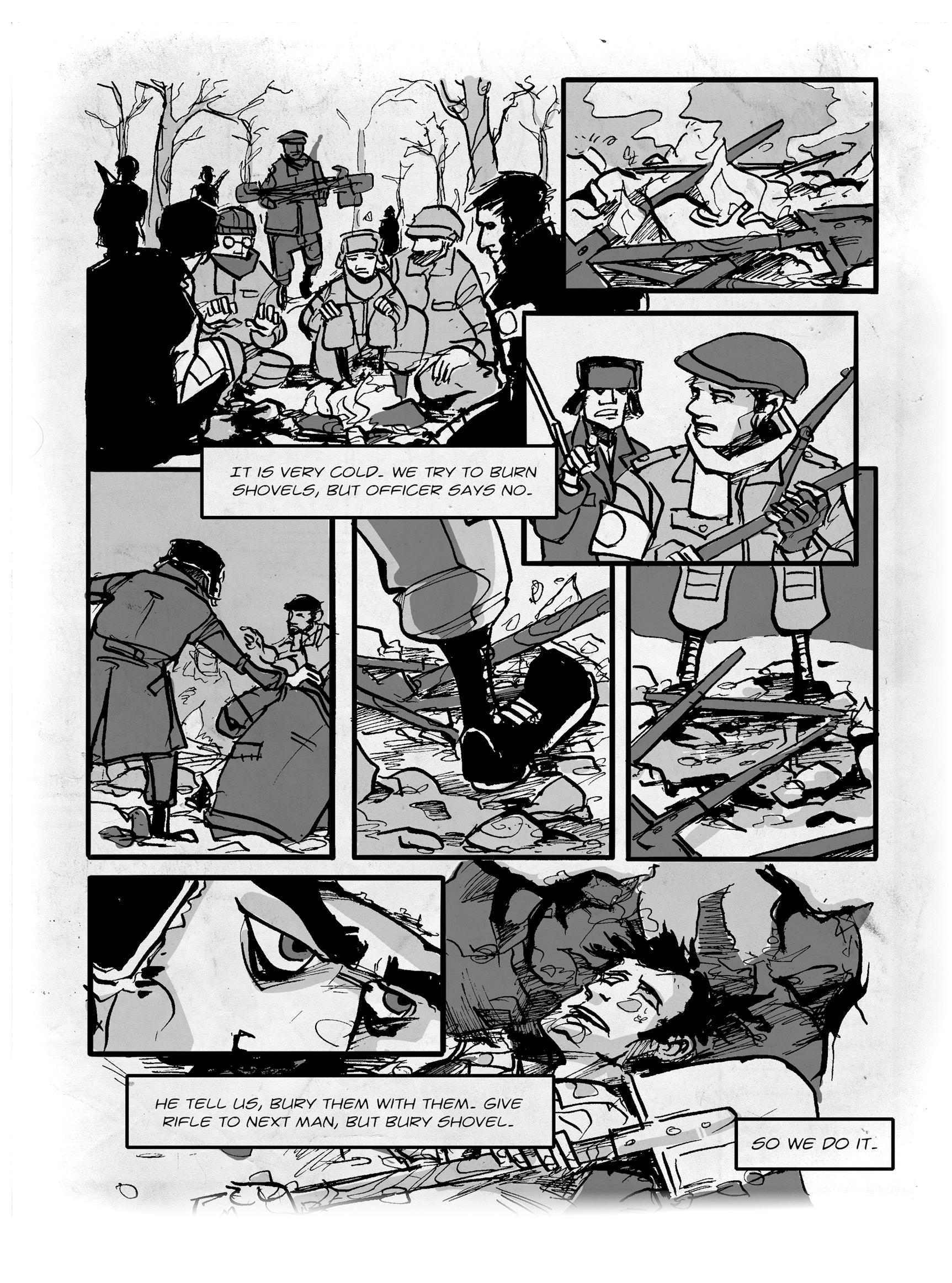 Read online FUBAR comic -  Issue #1 - 118