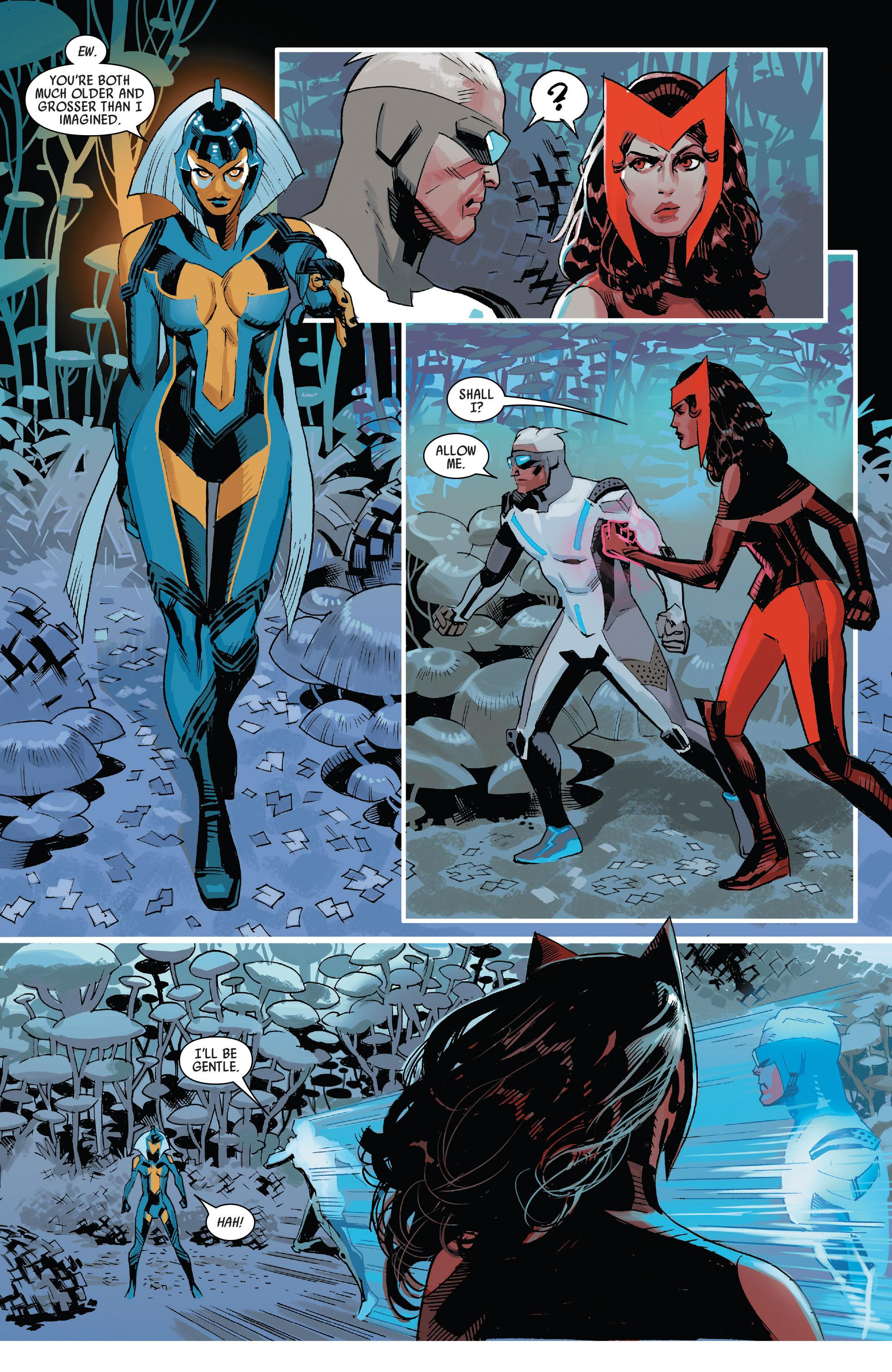 Read online Uncanny Avengers [I] comic -  Issue #3 - 16