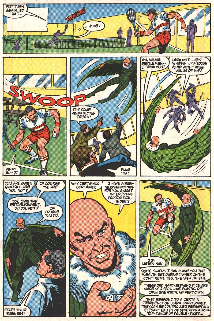 Web of Spider-Man (1985) Issue #24 #34 - English 6