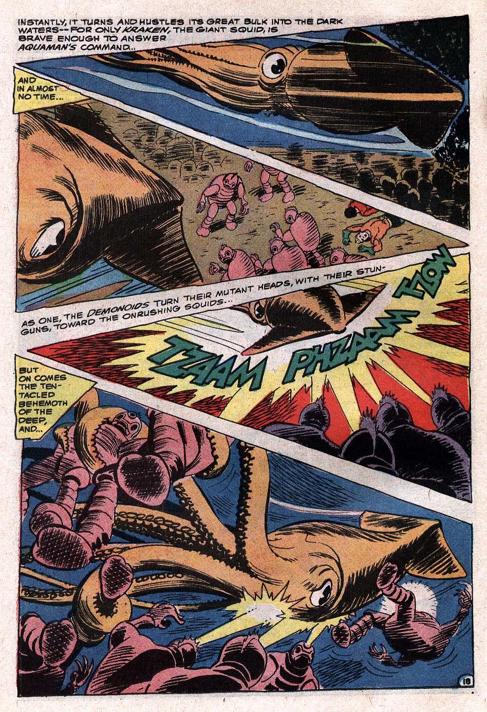 Read online Aquaman (1962) comic -  Issue #34 - 26