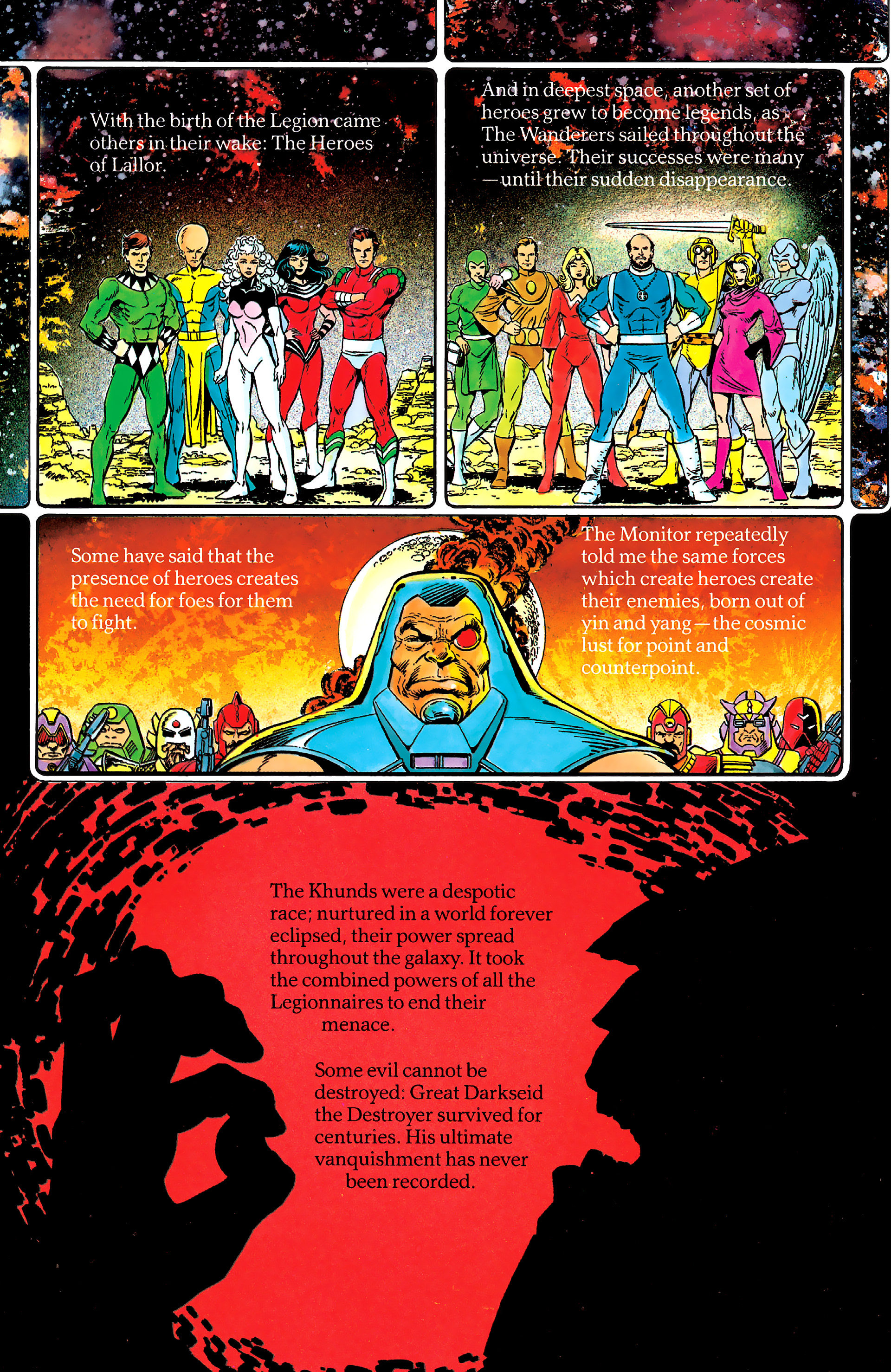 Read online History of the DC Universe comic -  Issue #2 - 46