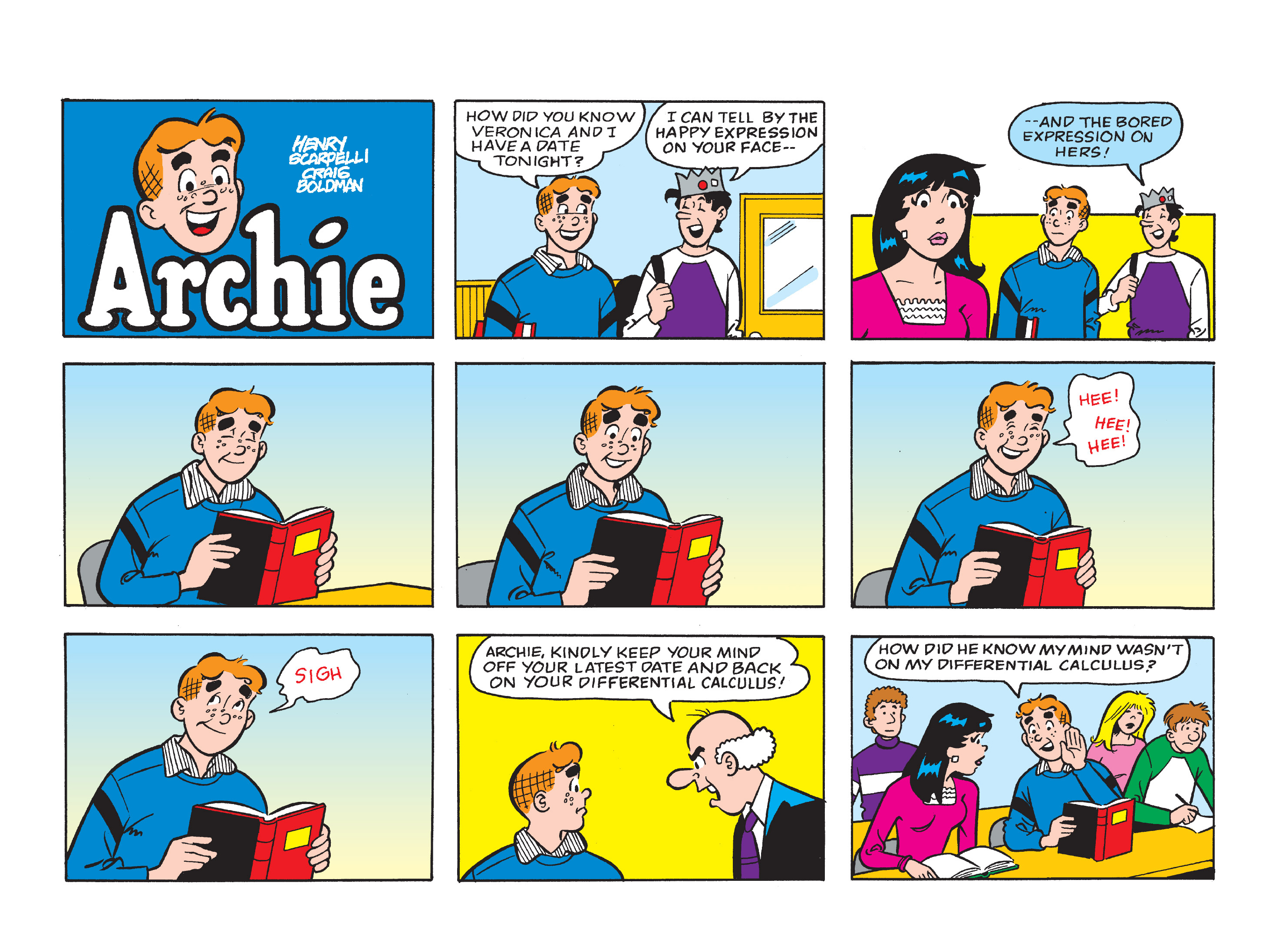 Read online Archie 1000 Page Comics Bonanza comic -  Issue #1 (Part 2) - 72