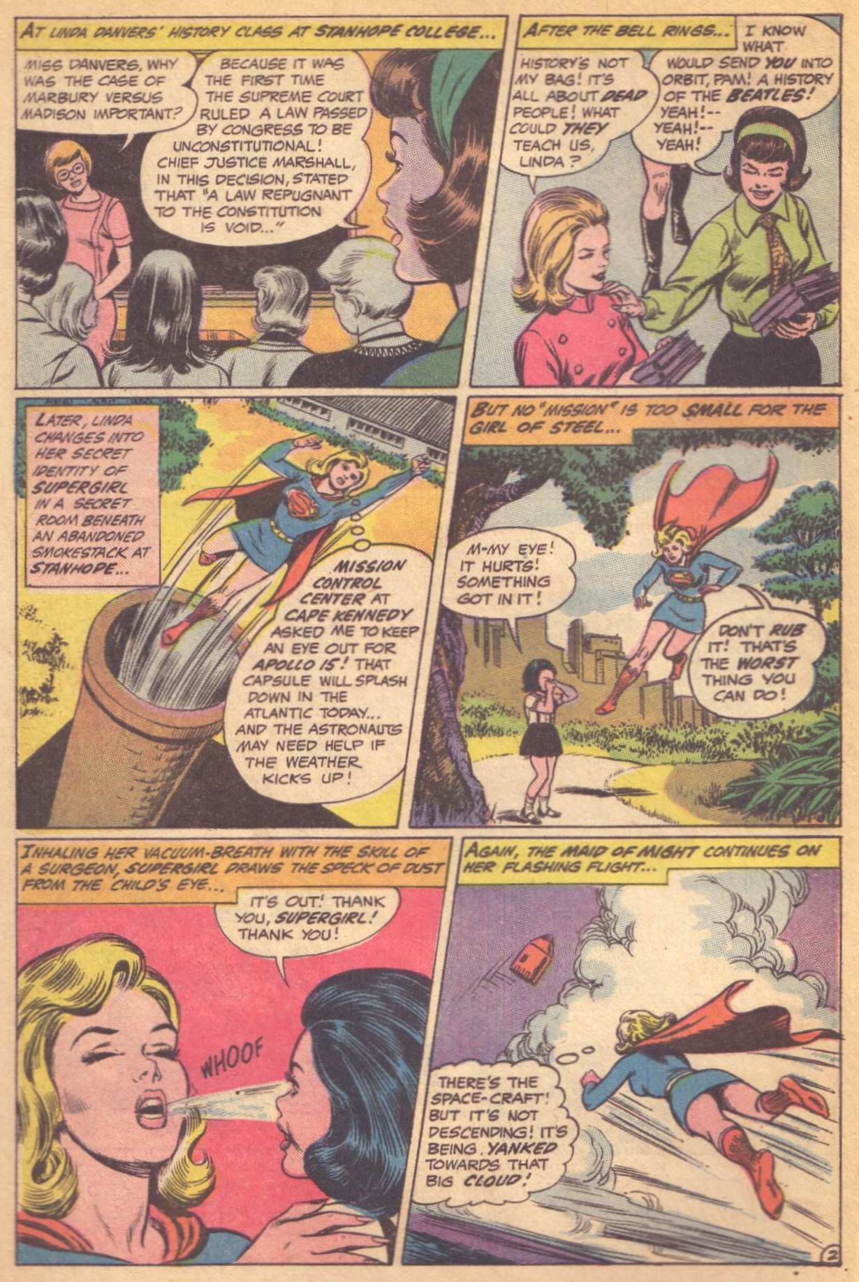 Read online Adventure Comics (1938) comic -  Issue #383 - 4