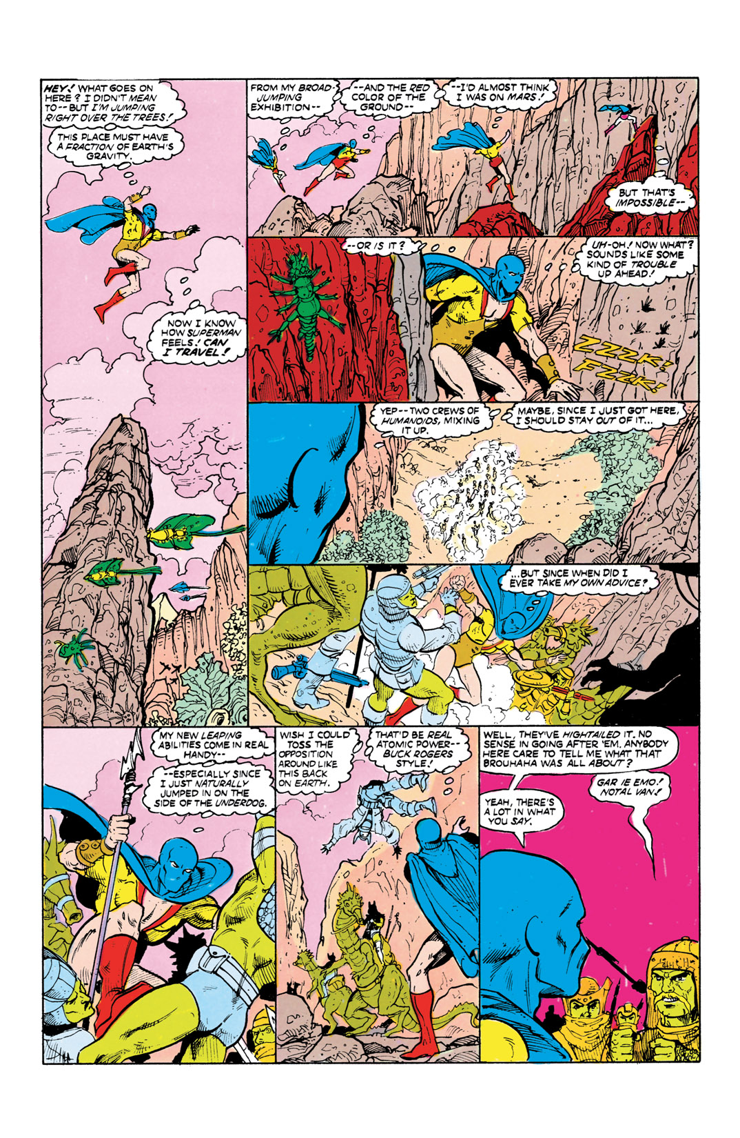 Read online All-Star Squadron comic -  Issue #57 - 6