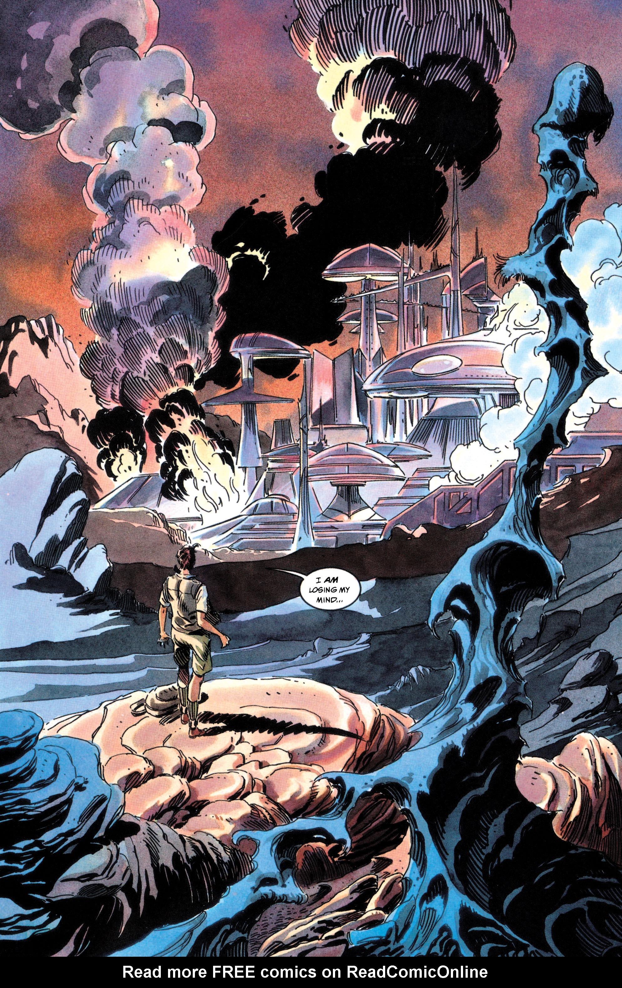 Read online Adam Strange (1990) comic -  Issue #2 - 48