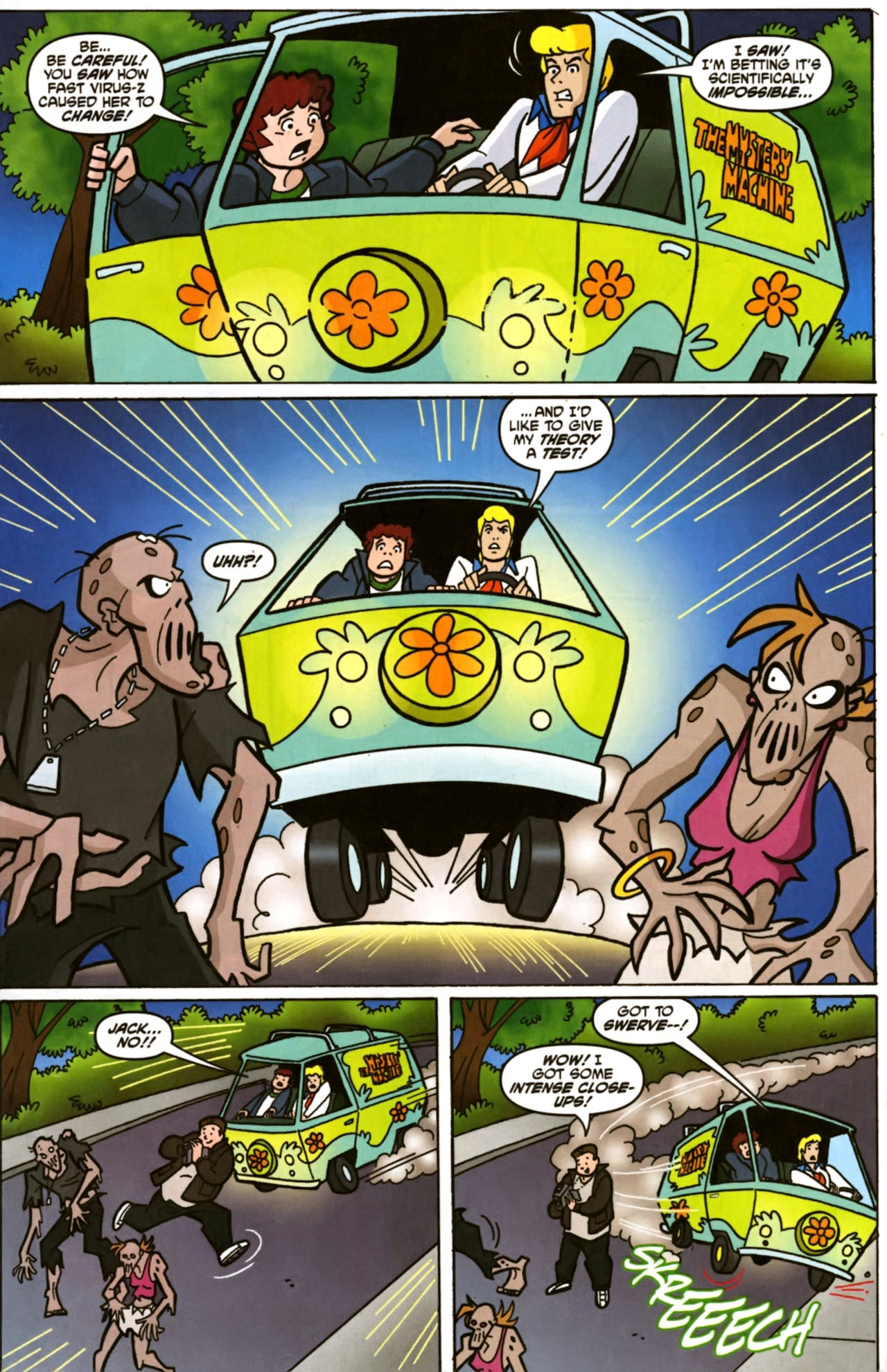 Read online Scooby-Doo (1997) comic -  Issue #157 - 8