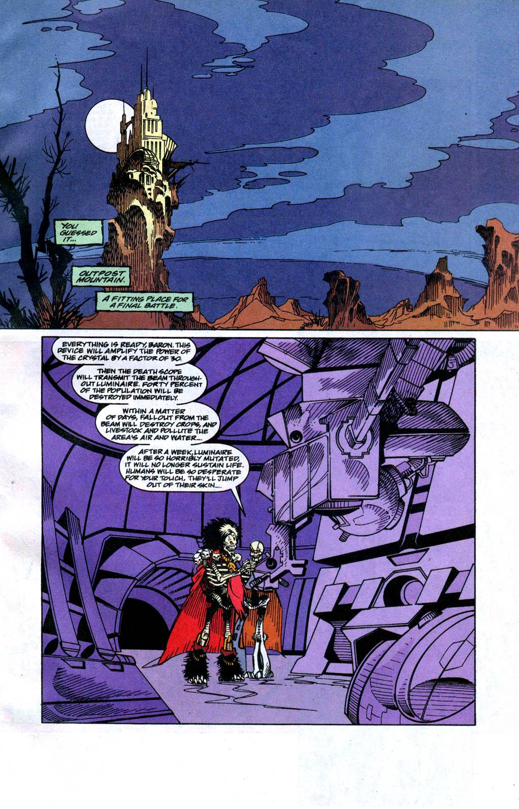 Skeleton Warriors Issue #4 #4 - English 15