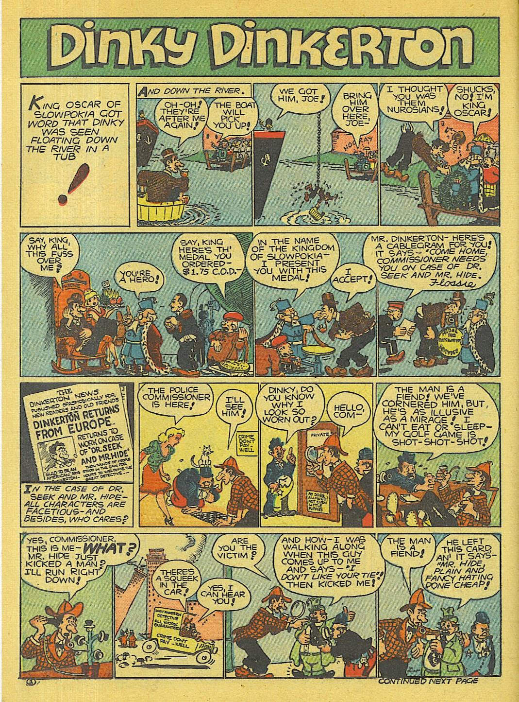 Reglar Fellers Heroic Comics issue 5 - Page 23