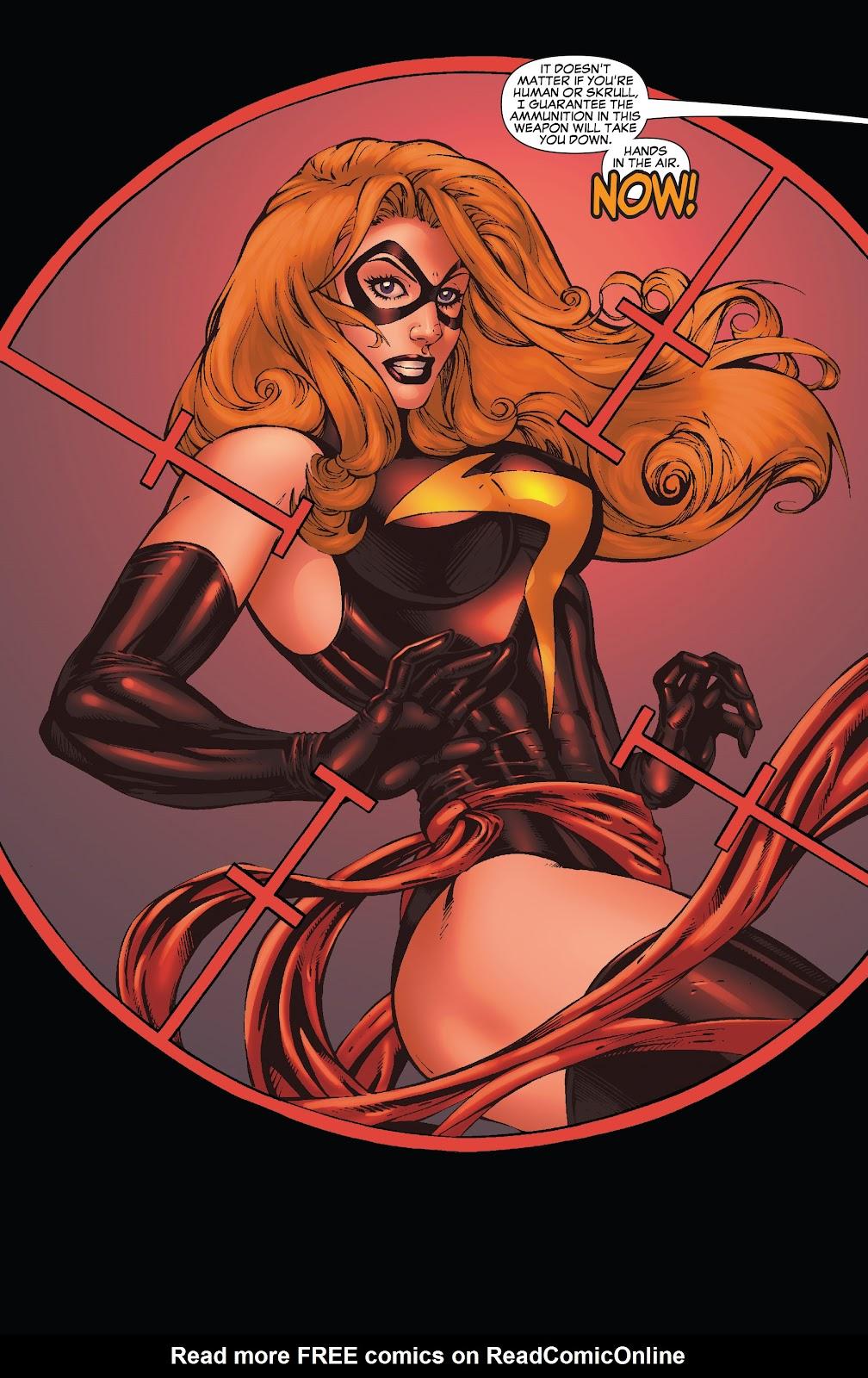 Read online Secret Invasion: Rise of the Skrulls comic -  Issue # TPB (Part 5) - 12