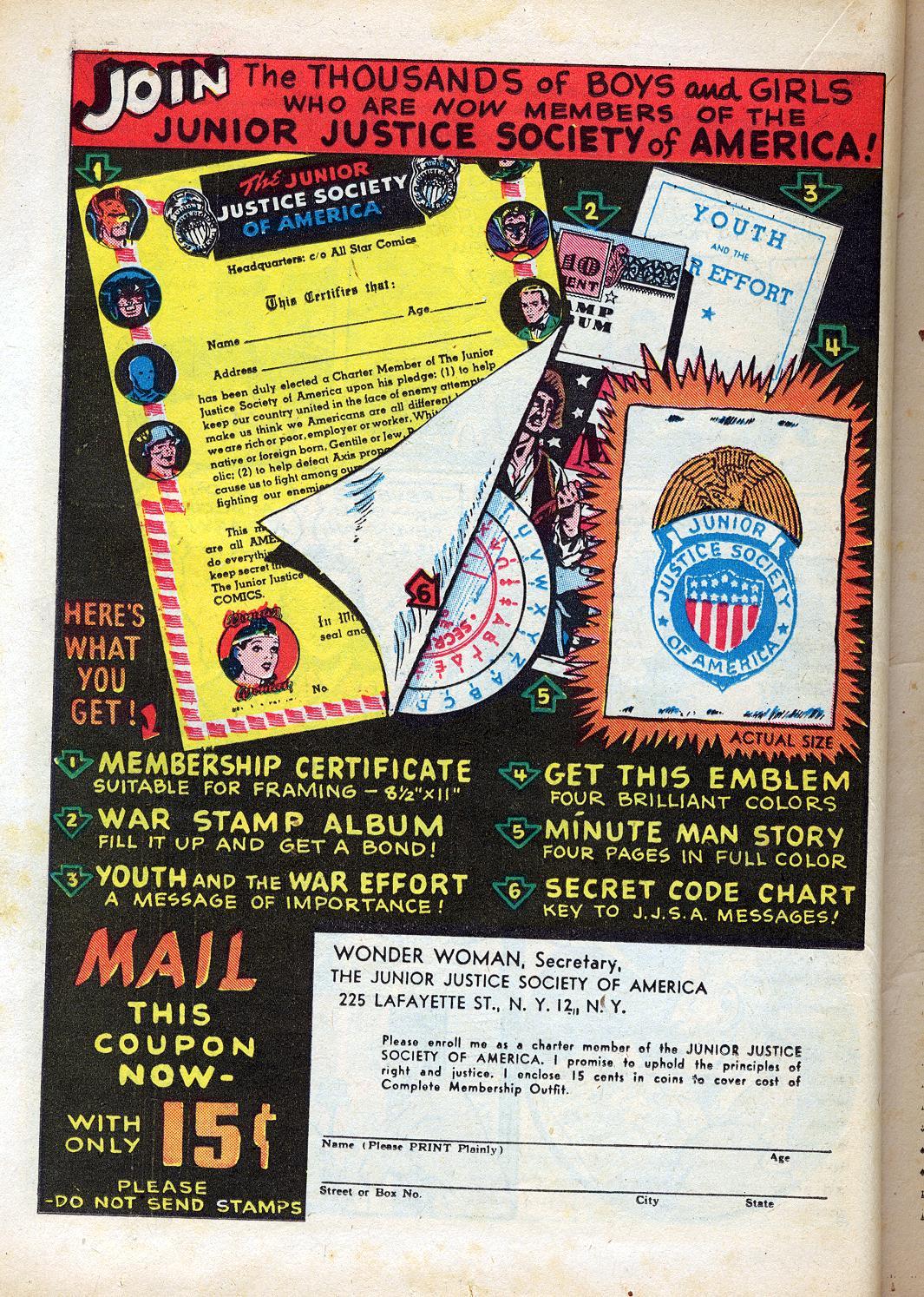 Read online Sensation (Mystery) Comics comic -  Issue #47 - 32