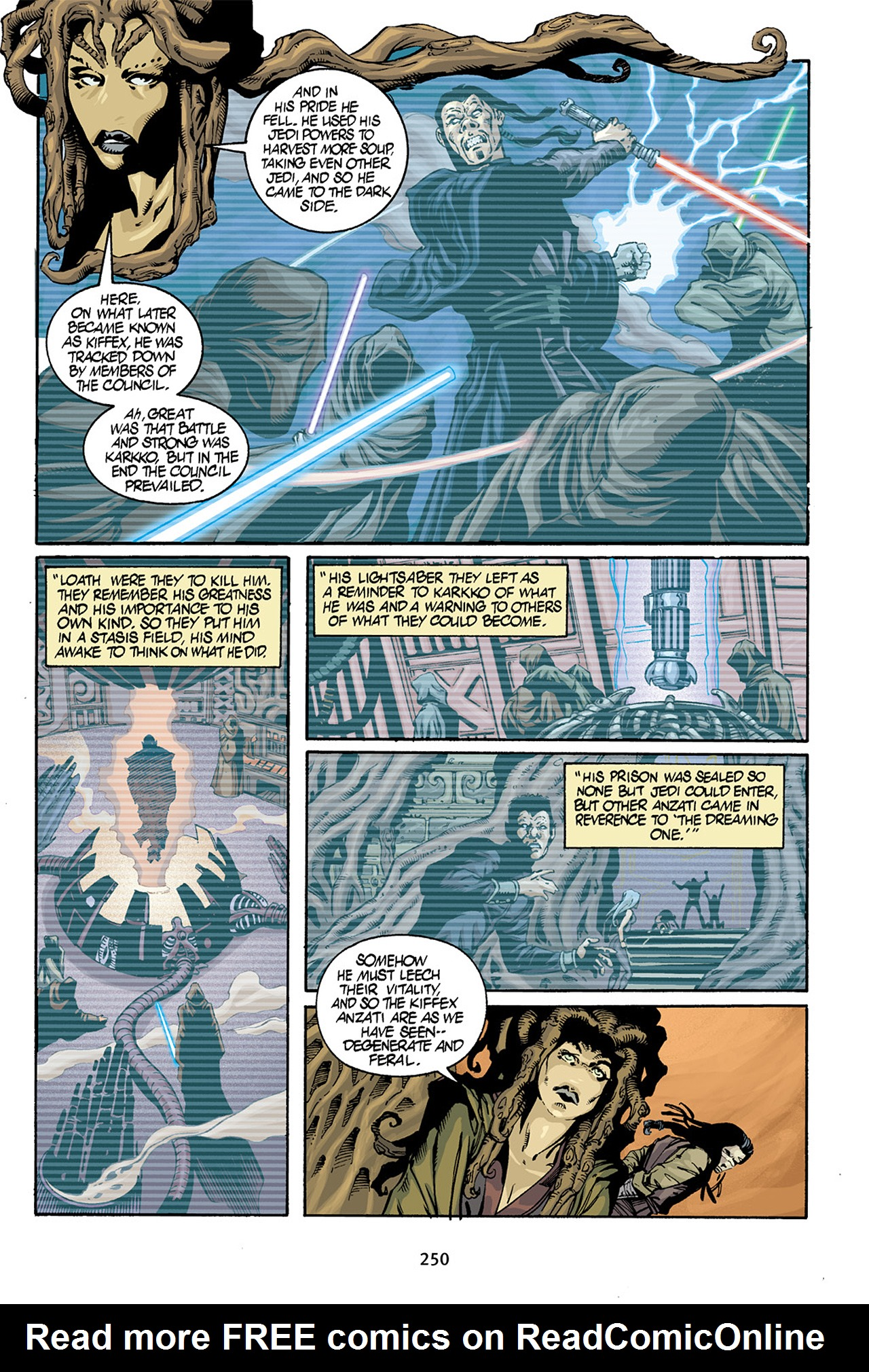 Read online Star Wars Omnibus comic -  Issue # Vol. 15 - 247