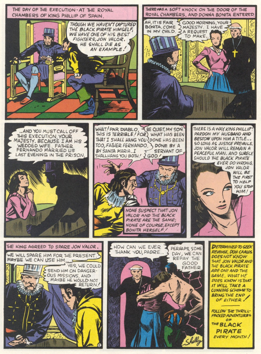 Read online Sensation (Mystery) Comics comic -  Issue #1 - 24
