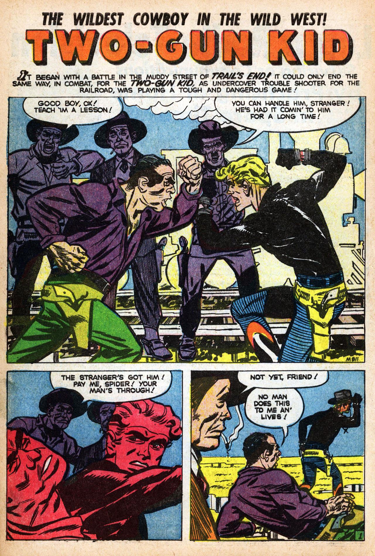 Read online Two-Gun Kid comic -  Issue #39 - 10