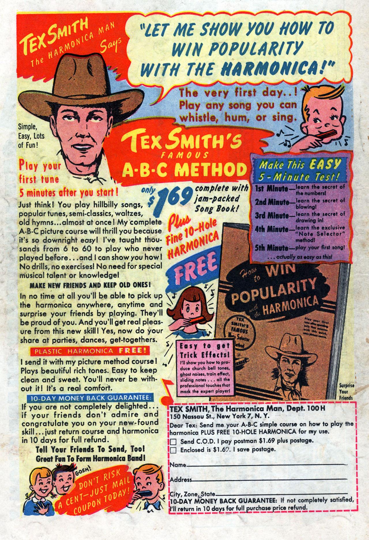 Read online Two-Gun Kid comic -  Issue #10 - 52
