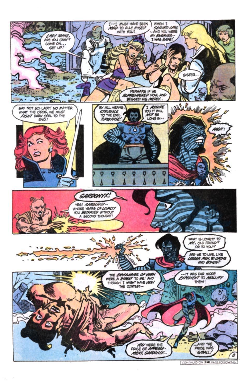 Read online Amethyst, Princess of Gemworld comic -  Issue #12 - 9