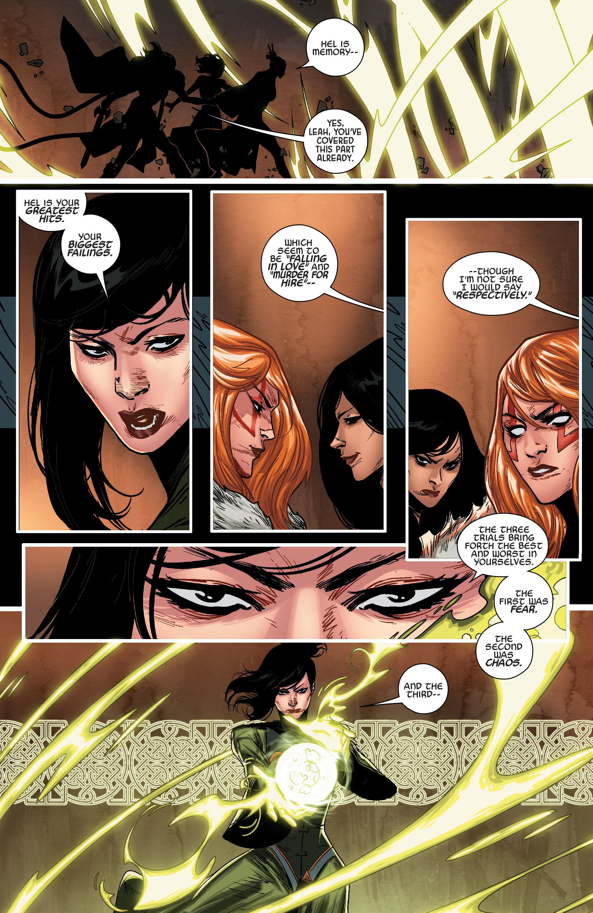 Read online Angela: Queen Of Hel comic -  Issue #4 - 11
