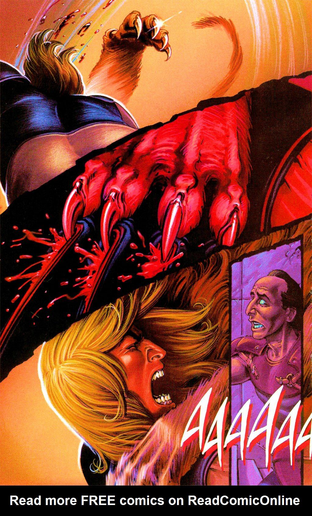 Read online Dawn: Three Tiers comic -  Issue #3 - 20