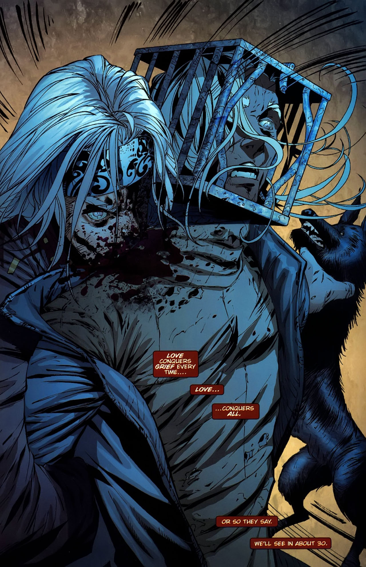 Read online Dead Romeo comic -  Issue #2 - 21