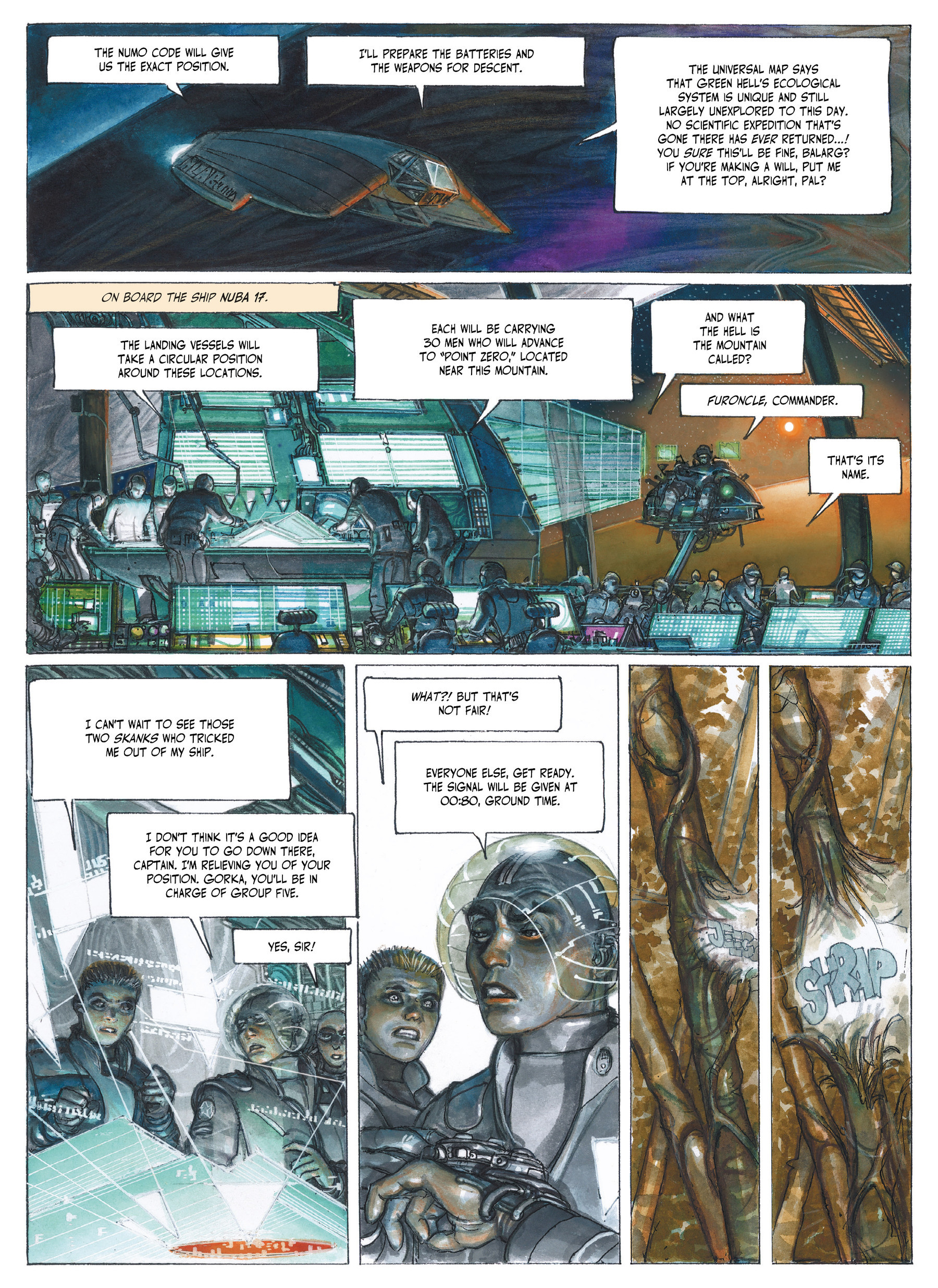 Read online The Fourth Power comic -  Issue #3 - 36
