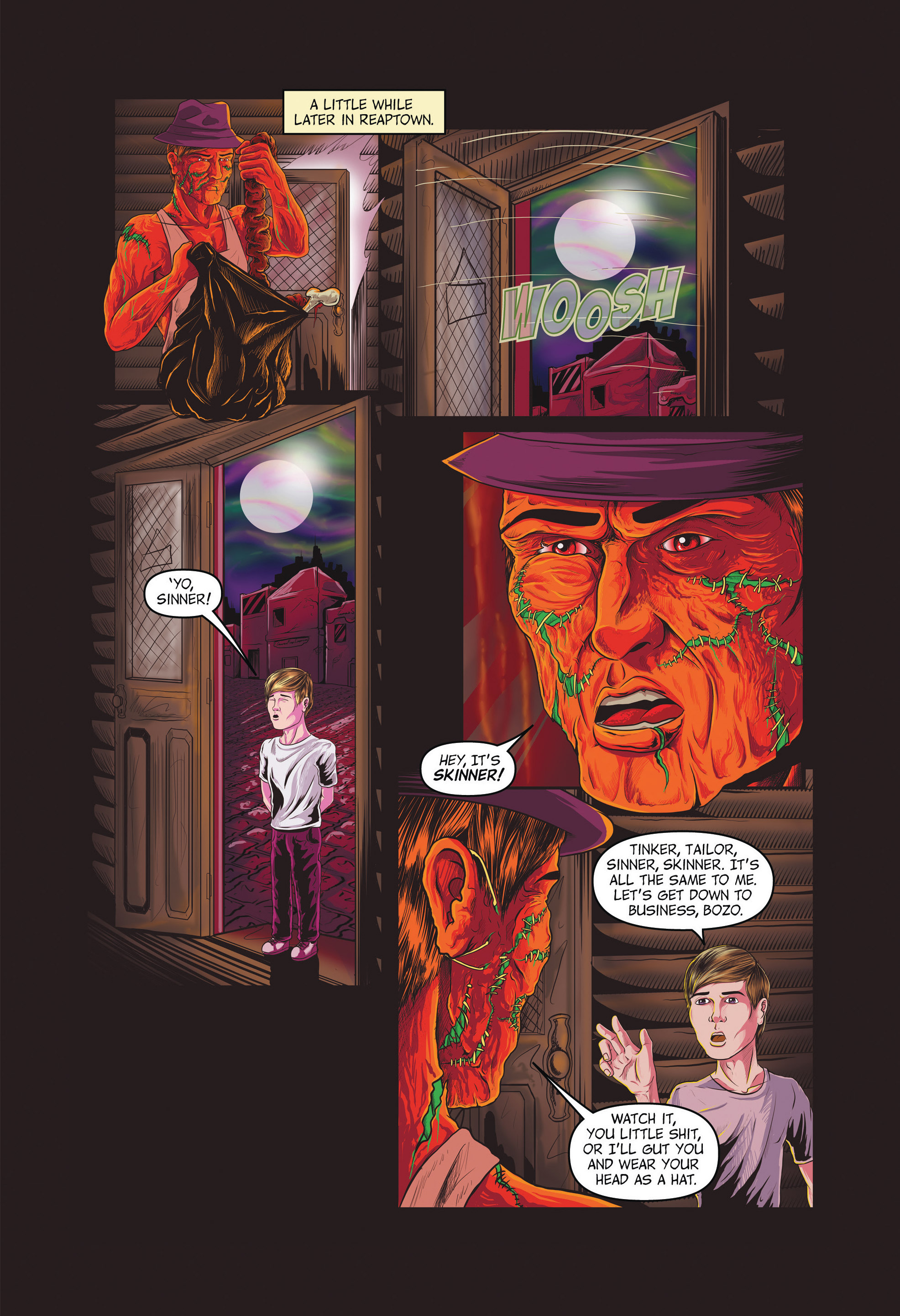 Read online Redemption Heights comic -  Issue # Full - 52