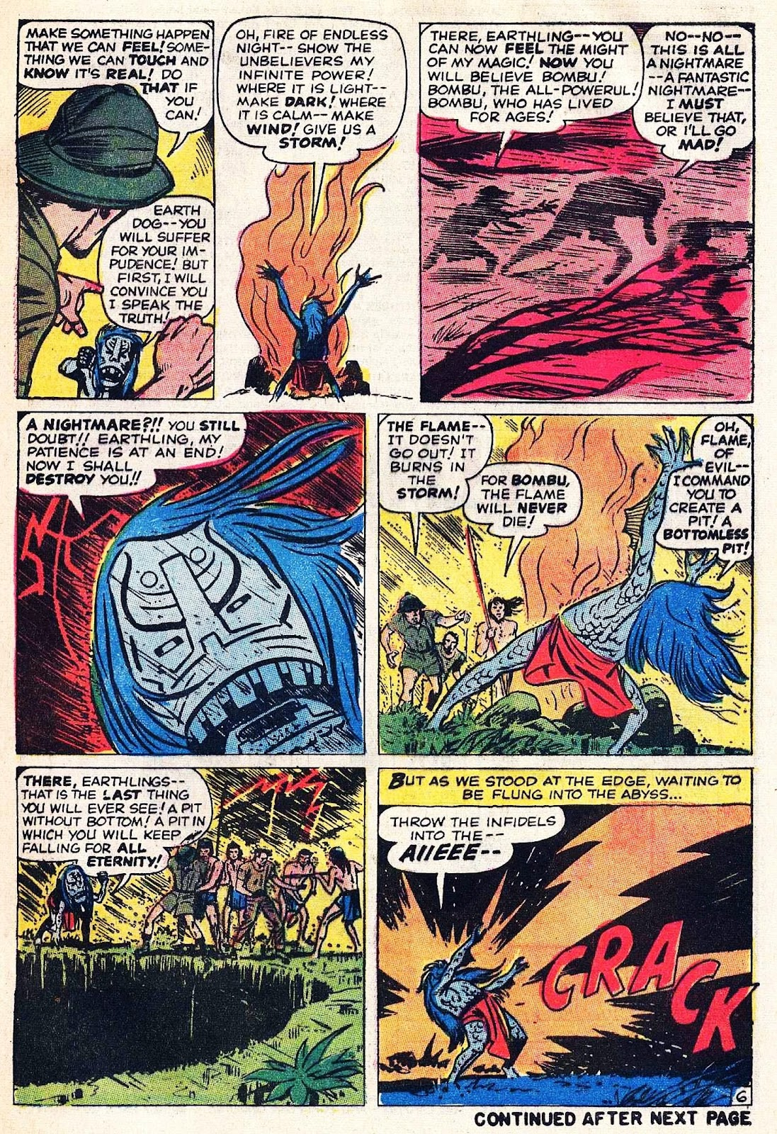 Where Monsters Dwell (1970) issue 9 - Page 9