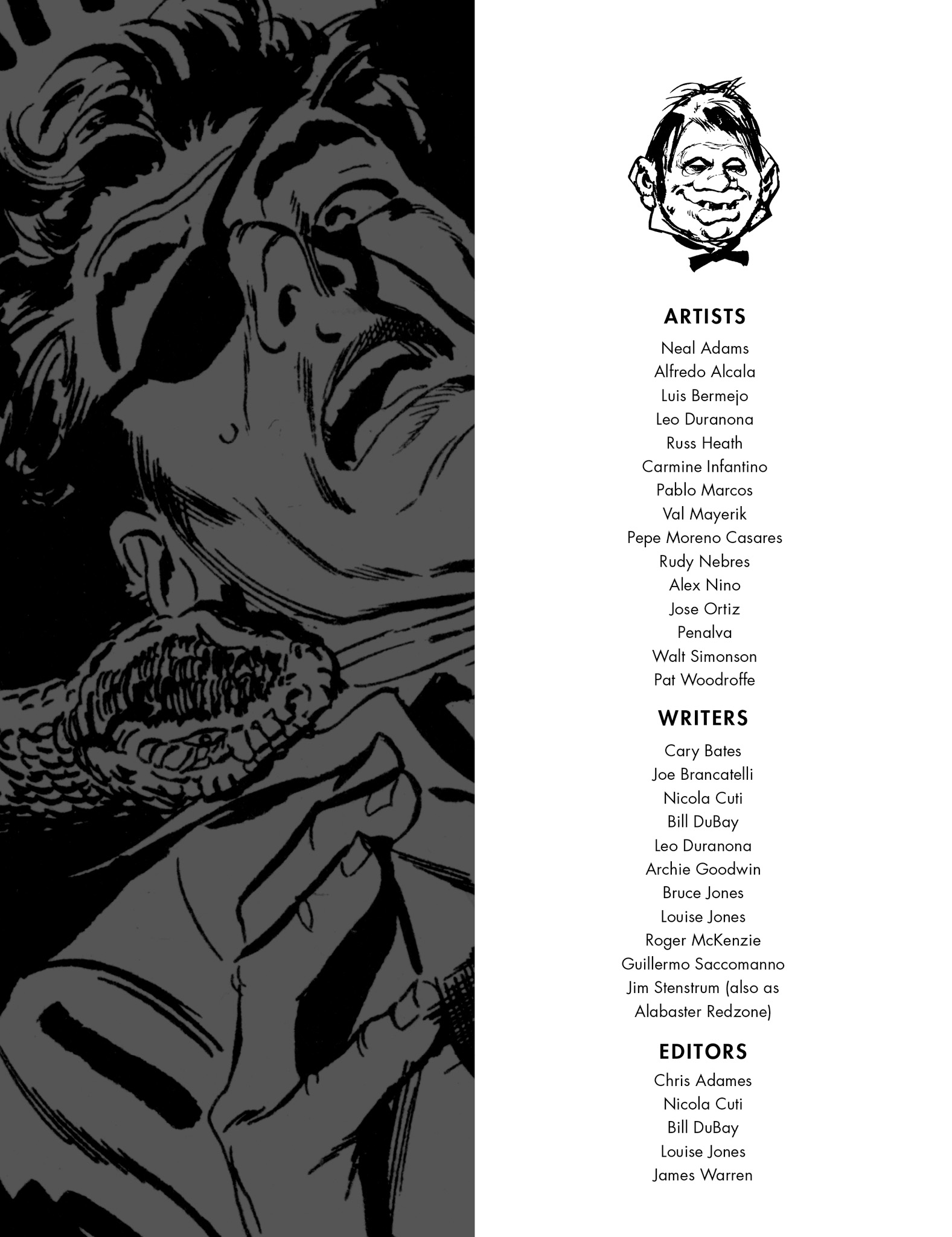 Read online Eerie Archives comic -  Issue # TPB 20 - 2